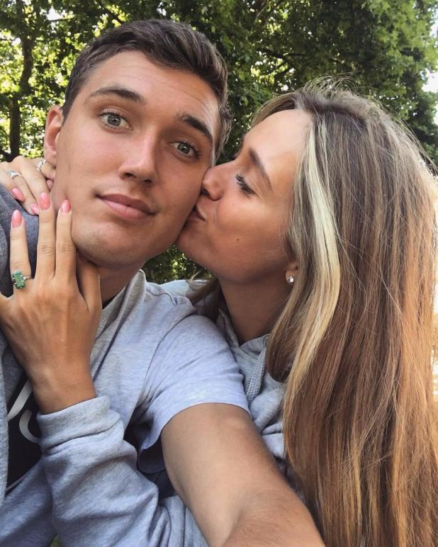 nintchdbpict000381704635 - Katrine Friis: She looks hot in a bikini, loves shopping at Harrods and Liberty and takes London's Tube… meet Andreas Christensen's Wag