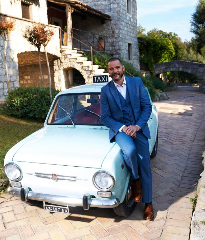 Fred Sirieix First Dates Hotel