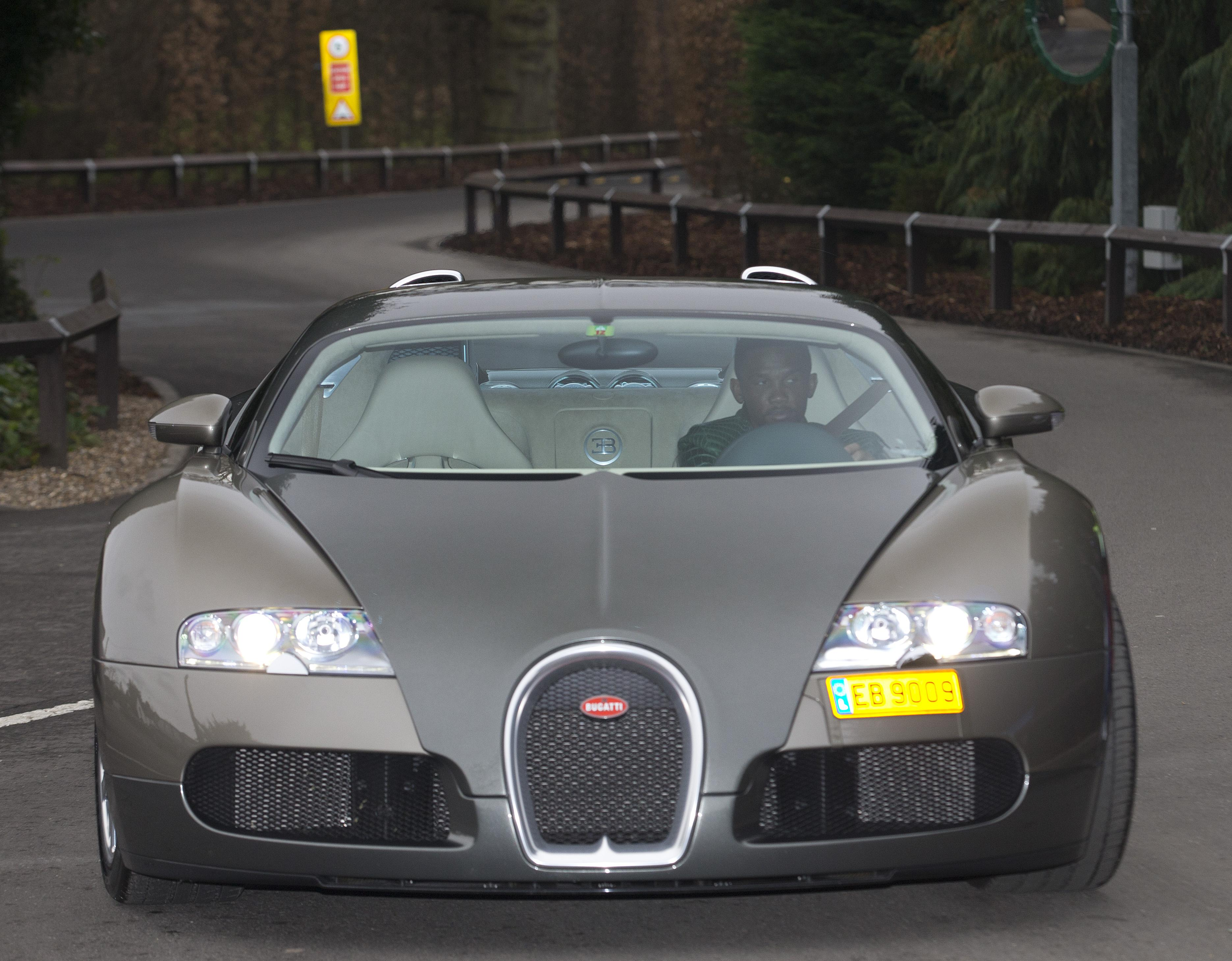 Samuel Eto landed so many big-money moves he drove some of the most expensive cars