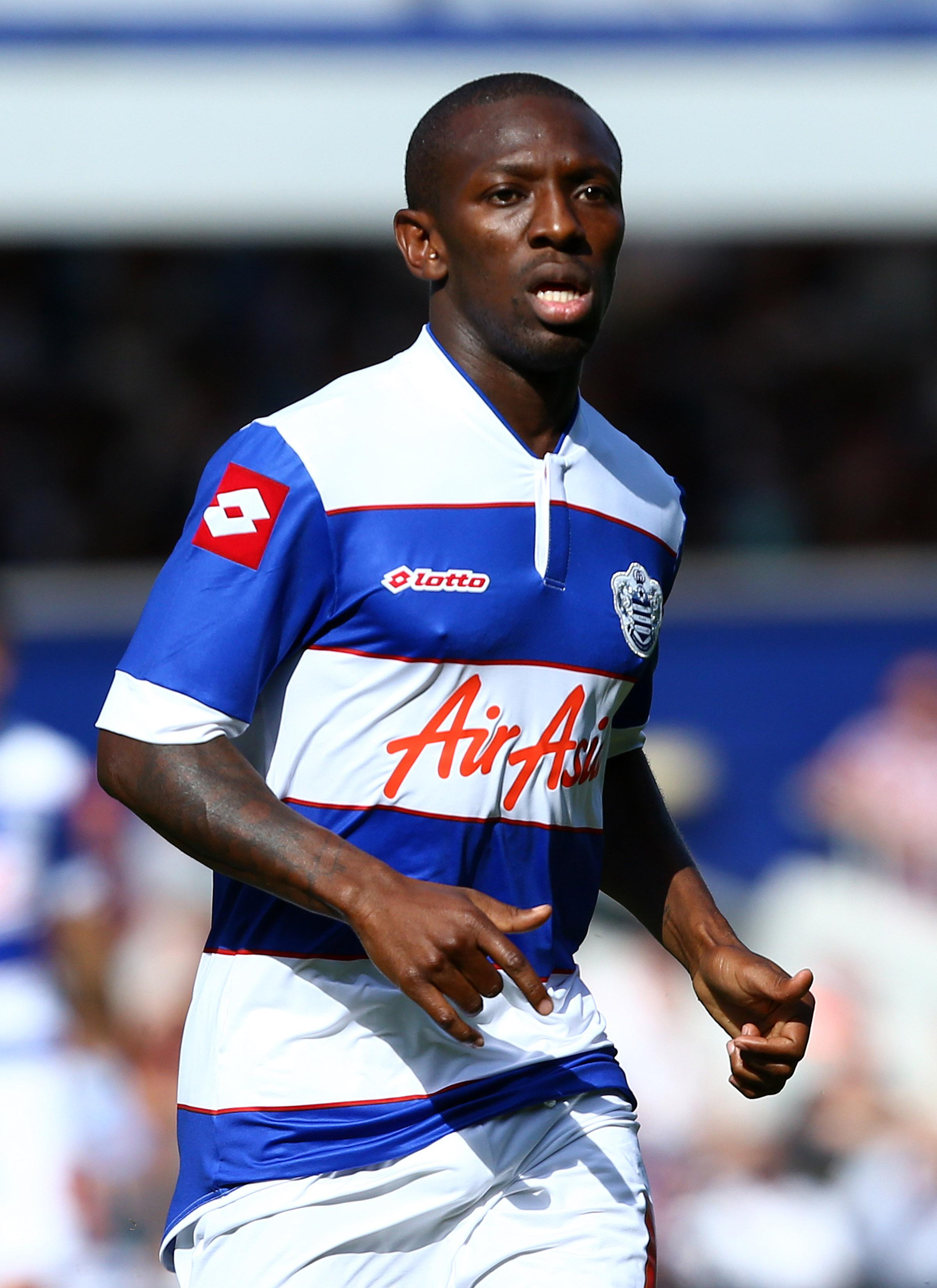 Shaun Wright-Phillips had a tough time at QPR