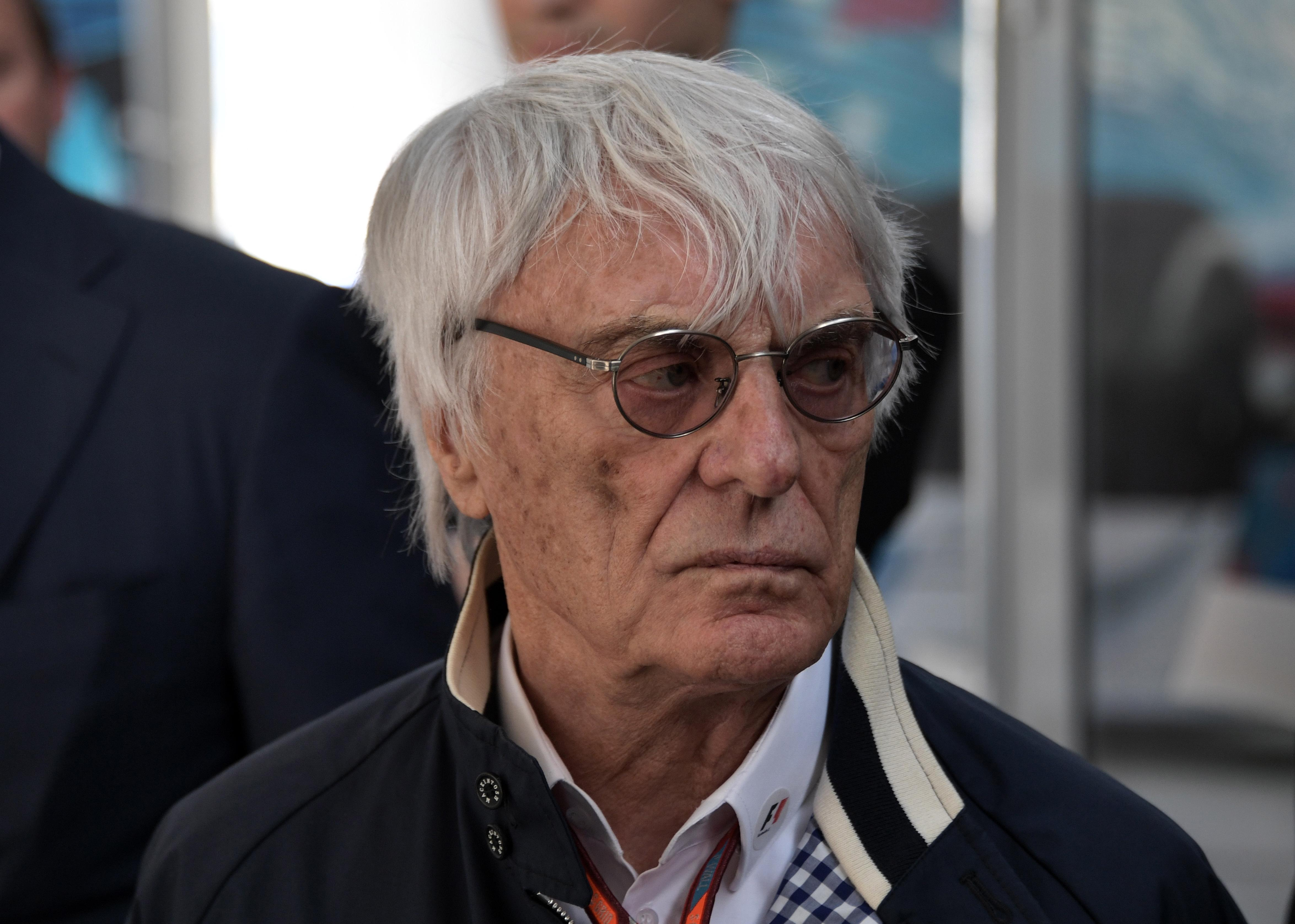 Bernie Ecclestone was in charge of F1 for nearly forty years until his departure last year