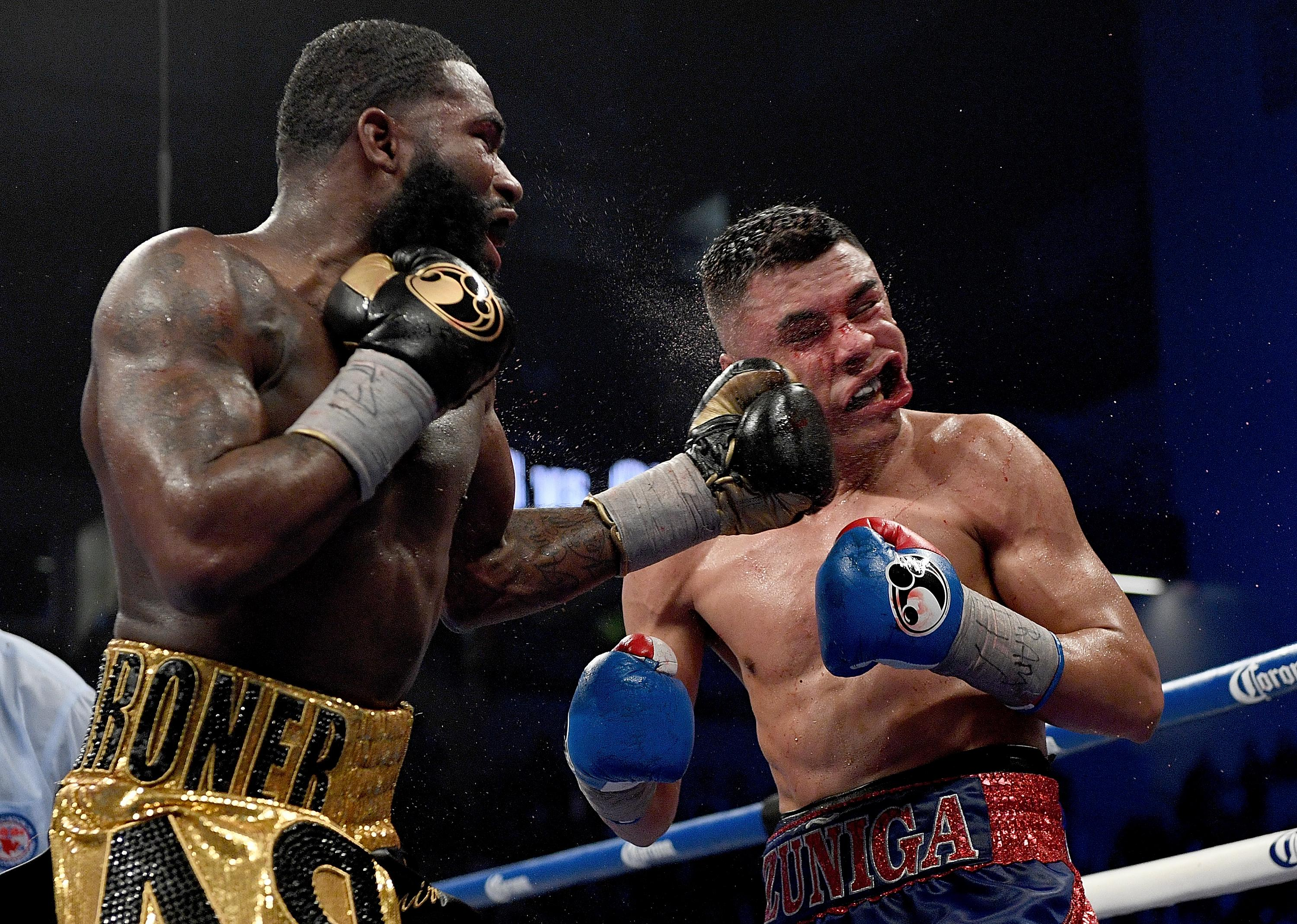 Four-weight champion Adrien Broner has been arrested after allegedly groping a woman