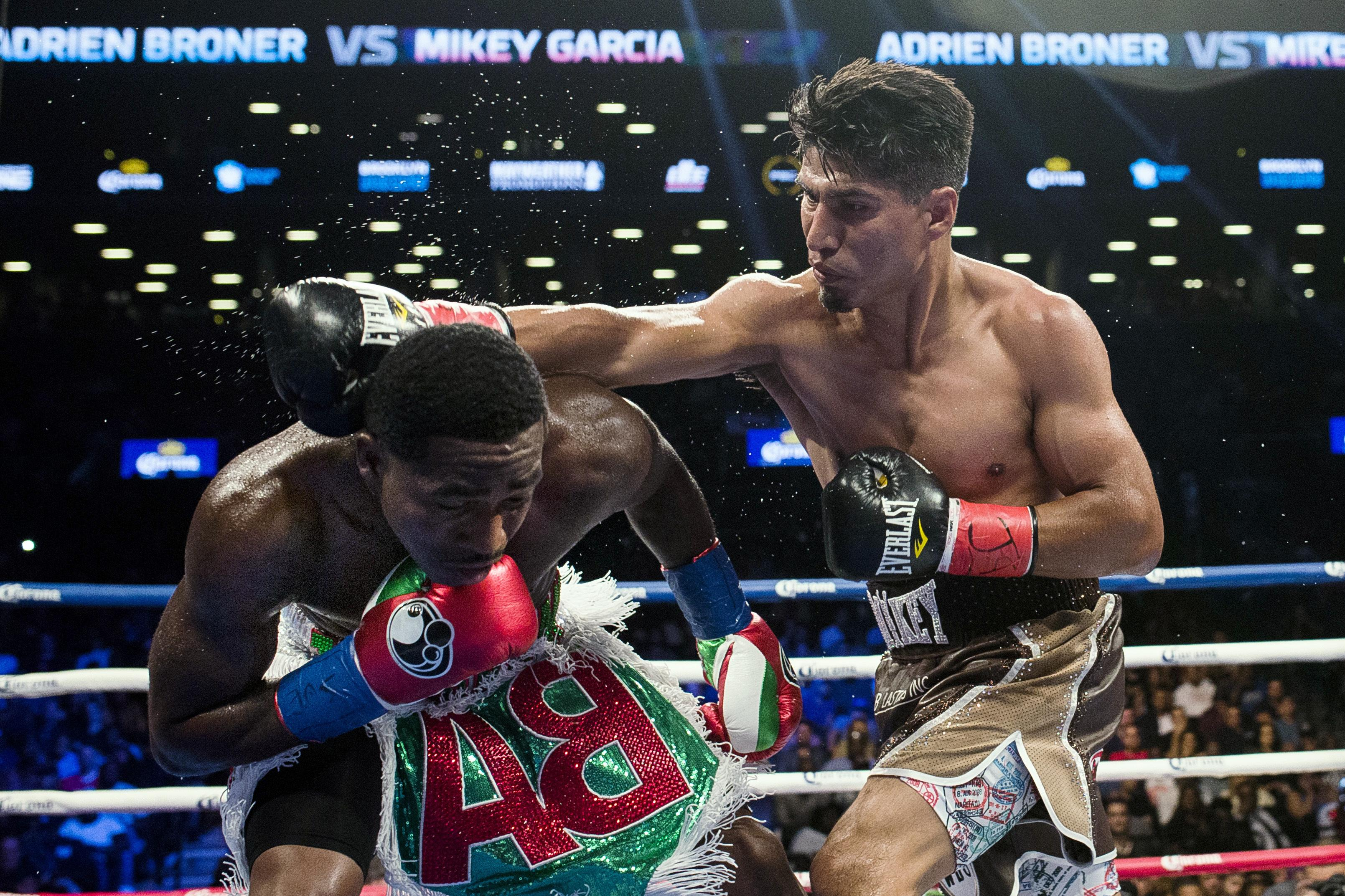 The 28-year-old last fought against Mikey Garcia in an eventual defeat last July