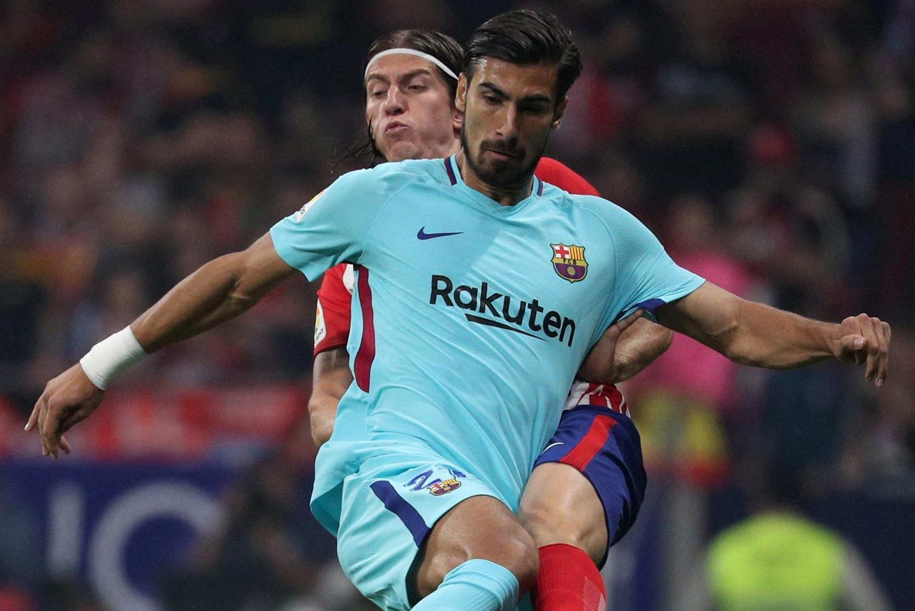 Barcelona could hand Andre Gomes shock start against Chelsea in Champions League