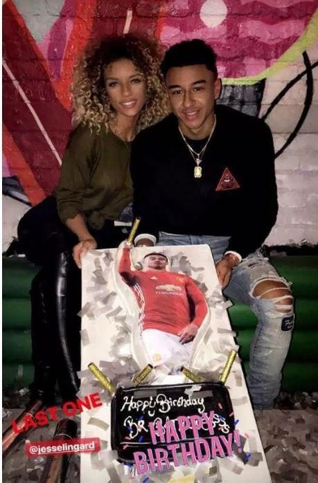 nintchdbpict000373815107 e1518172514403 - Jesse Lingard's stunning girlfriend Jenna Frumes reveals she is pining for Manchester United star