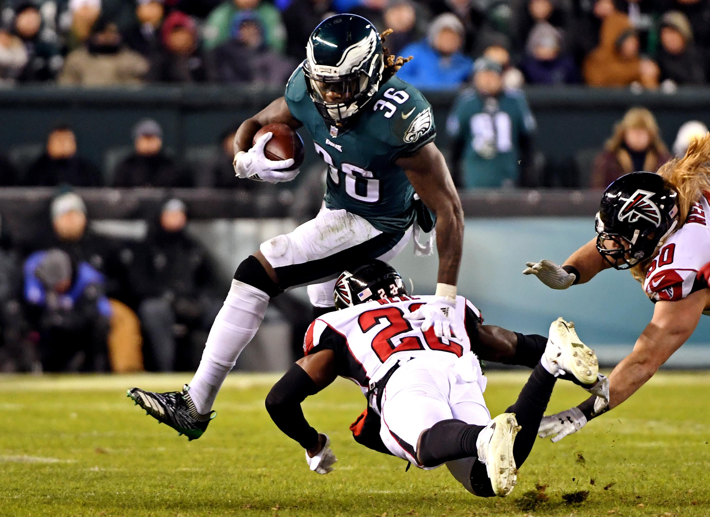Ajayi is hoping to do the UK proud by leading the Eagles to victory