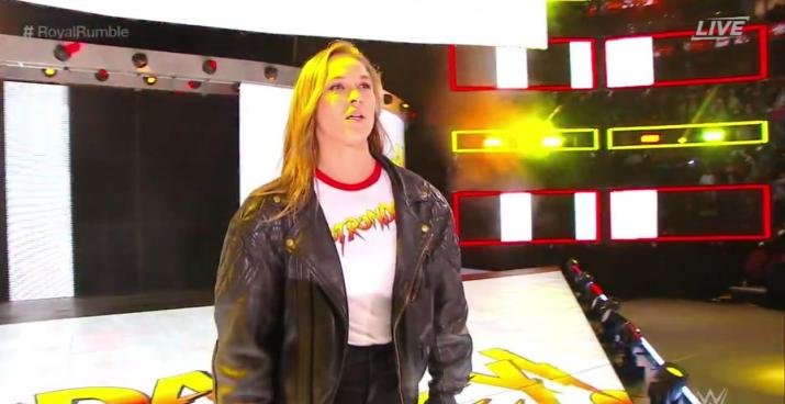 Ronda Rousey has quit UFC to sign for wrestling company WWE