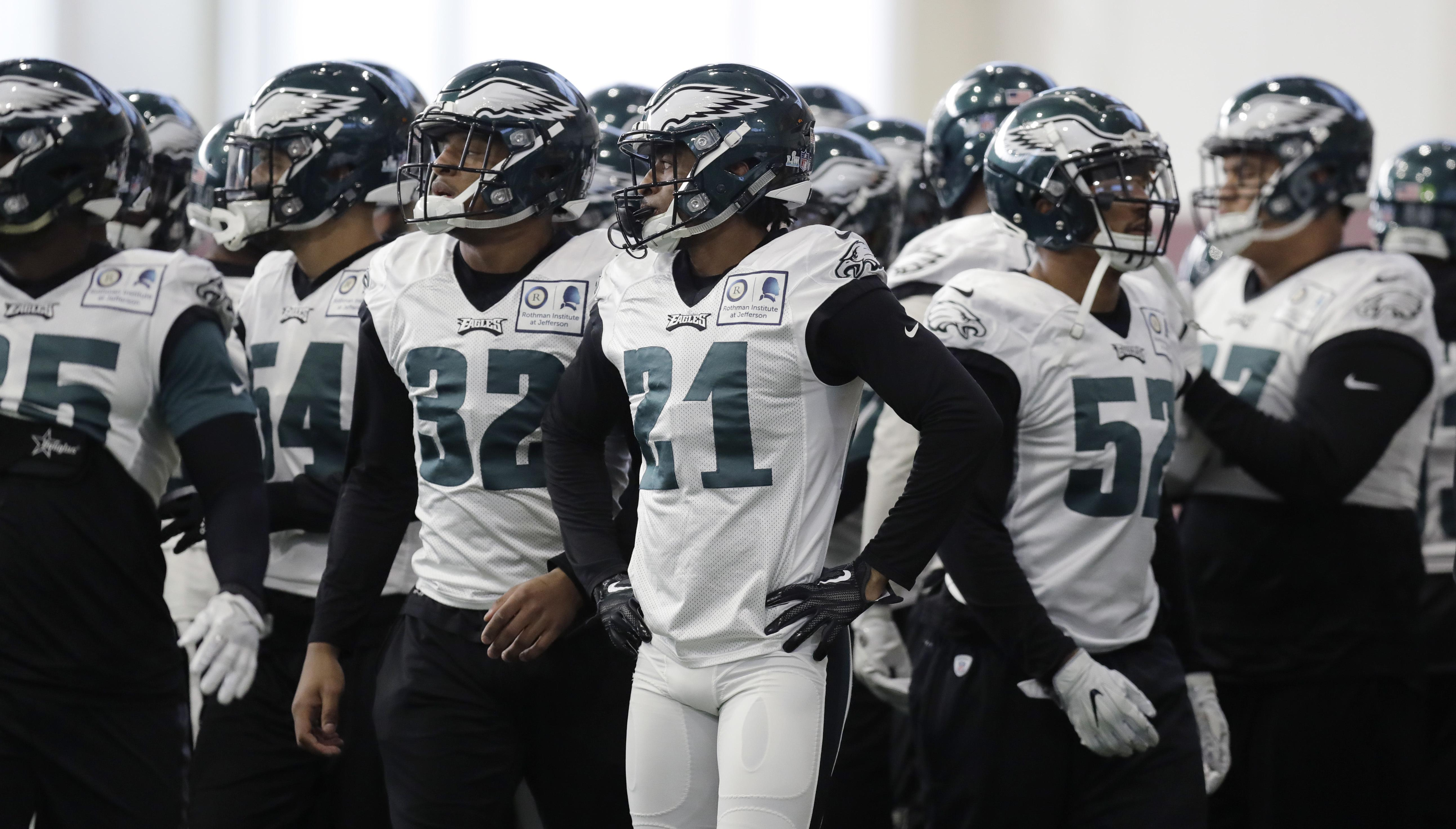 Philadelphia Eagles will be the underdogs when they face the New England Patriots in the Super Bowl