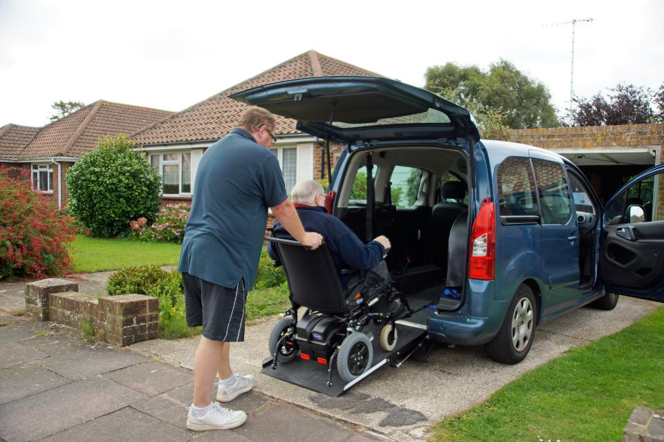 The National Audit Office report found Motability also overcharged customers by £390million in their lease agreements