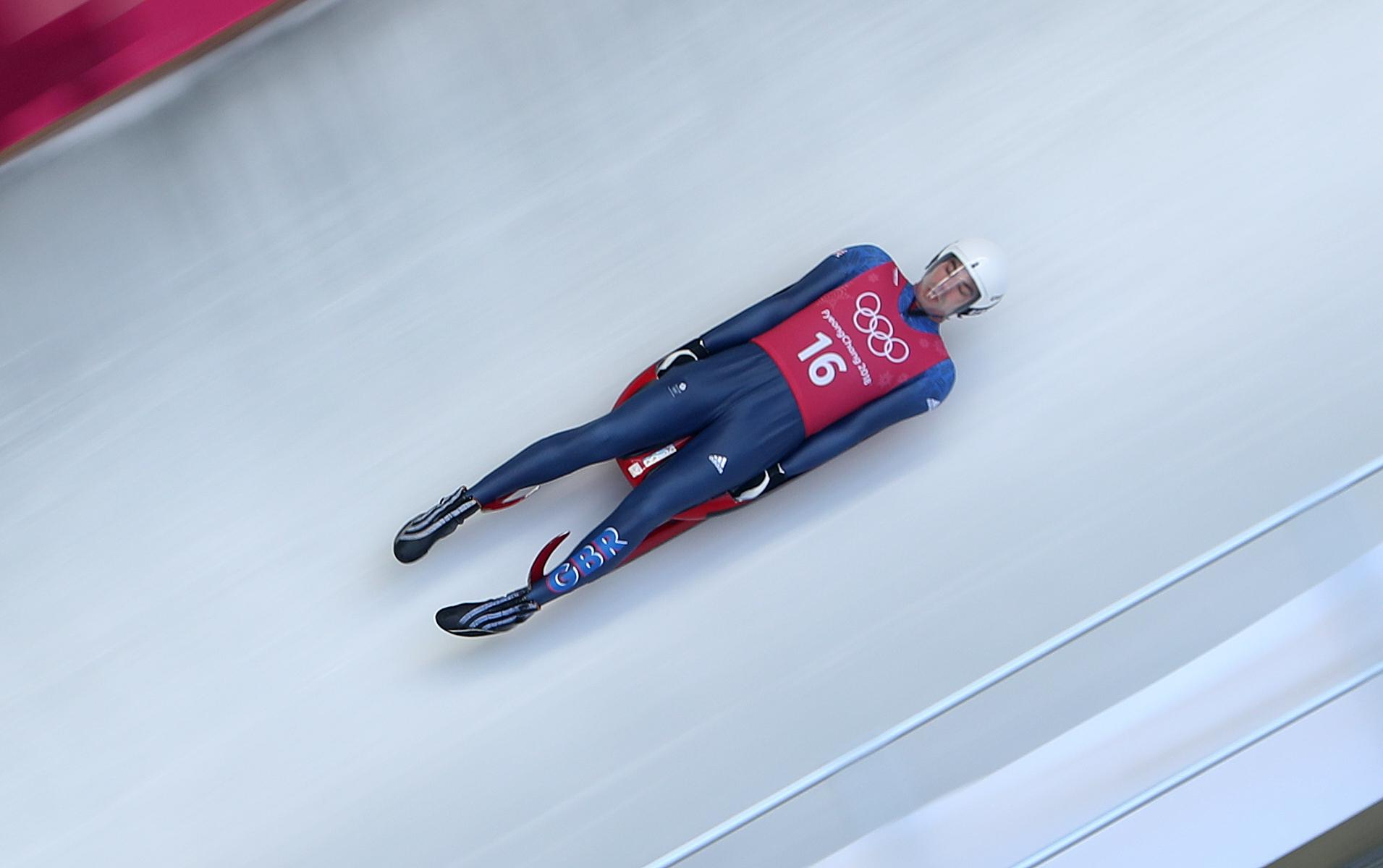 Adam Rosen is set to compete in his third Winter Olympics for Team GB