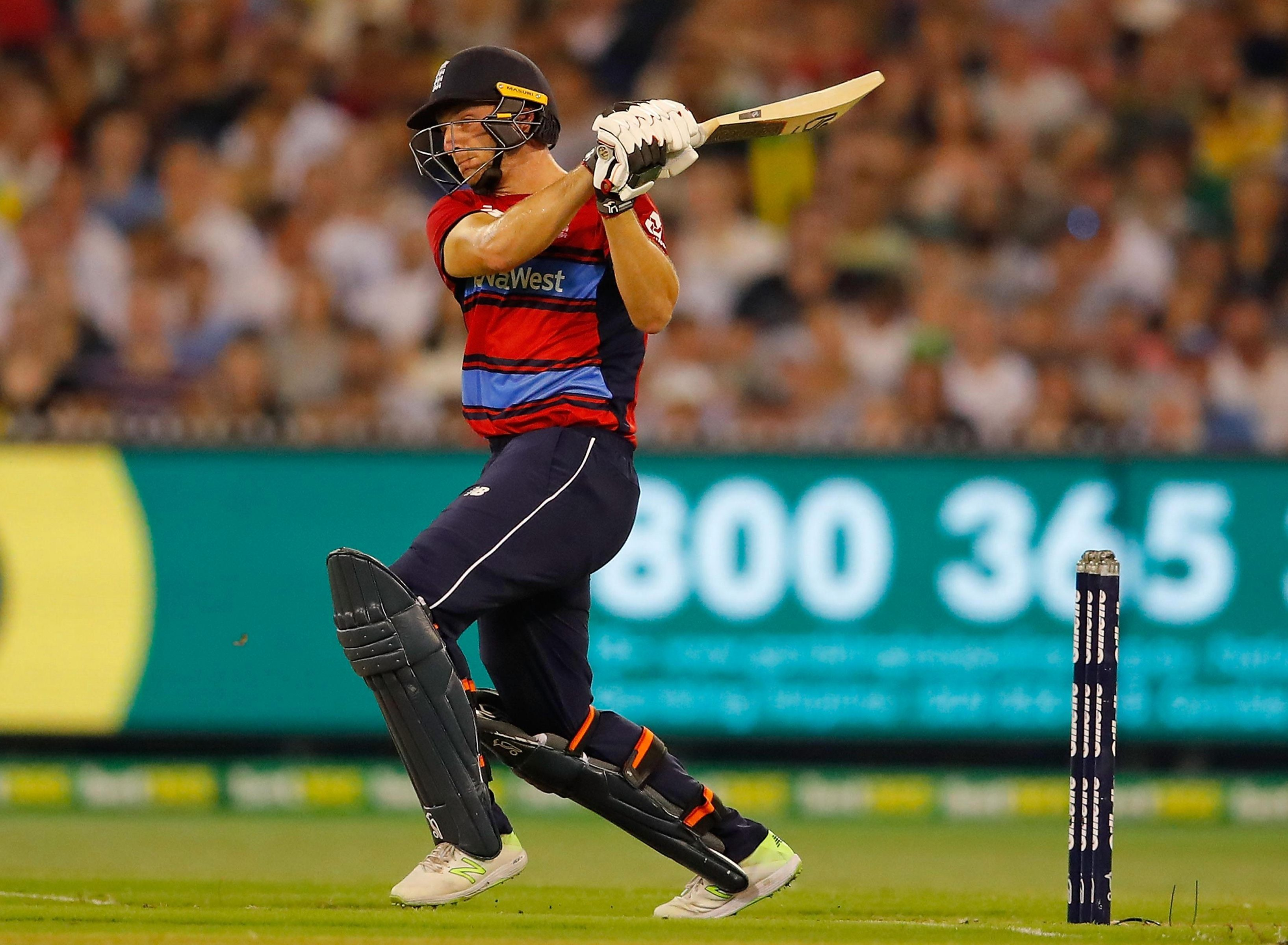 Jos Buttler provided resistance but failed to ever hit top gear