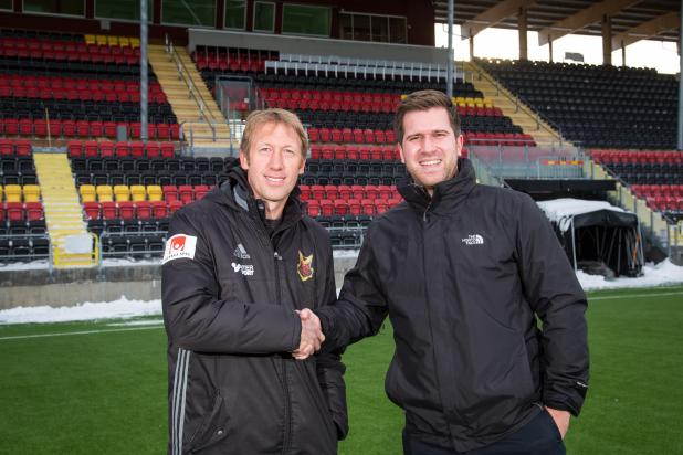 nintchdbpict000384083617 - Ostersunds' rapping English boss Graham Potter knows Arsenal will face the music in Europa League clash