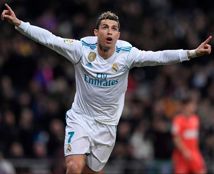 Cristiano Ronaldo is the top scorer in the history of the Champions League