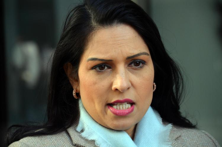On Monday ex-cabinet minister Priti Patel accused senior officials at DFID of being part of the cover up