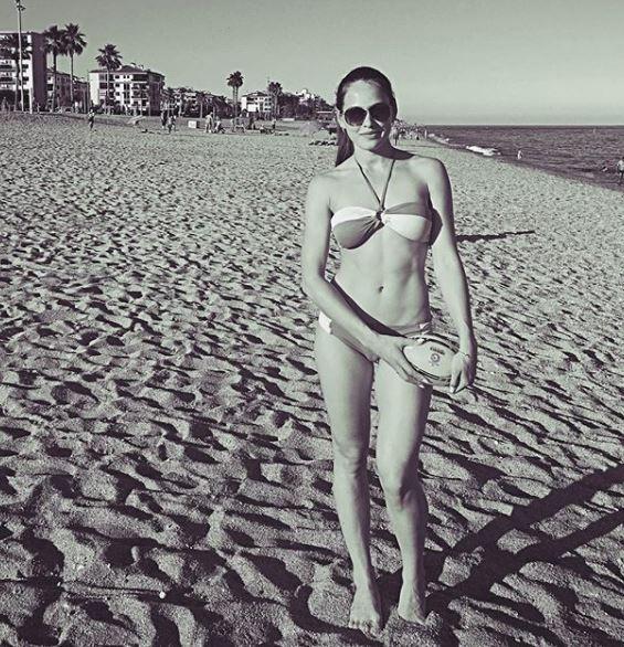 Anastasia Bryzgalova has captured hearts because of her good looks