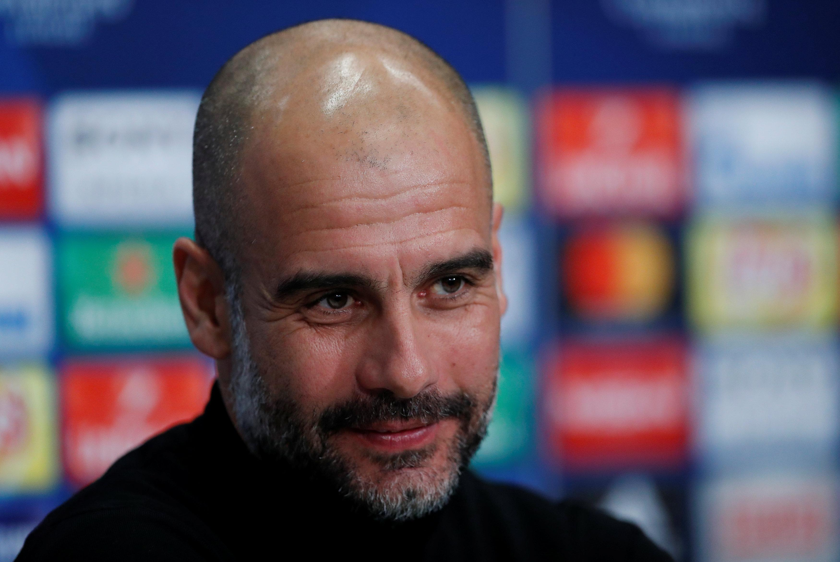 Pep Guardiola's Manchester City are reportedly taking an interest in the Sporting starlet