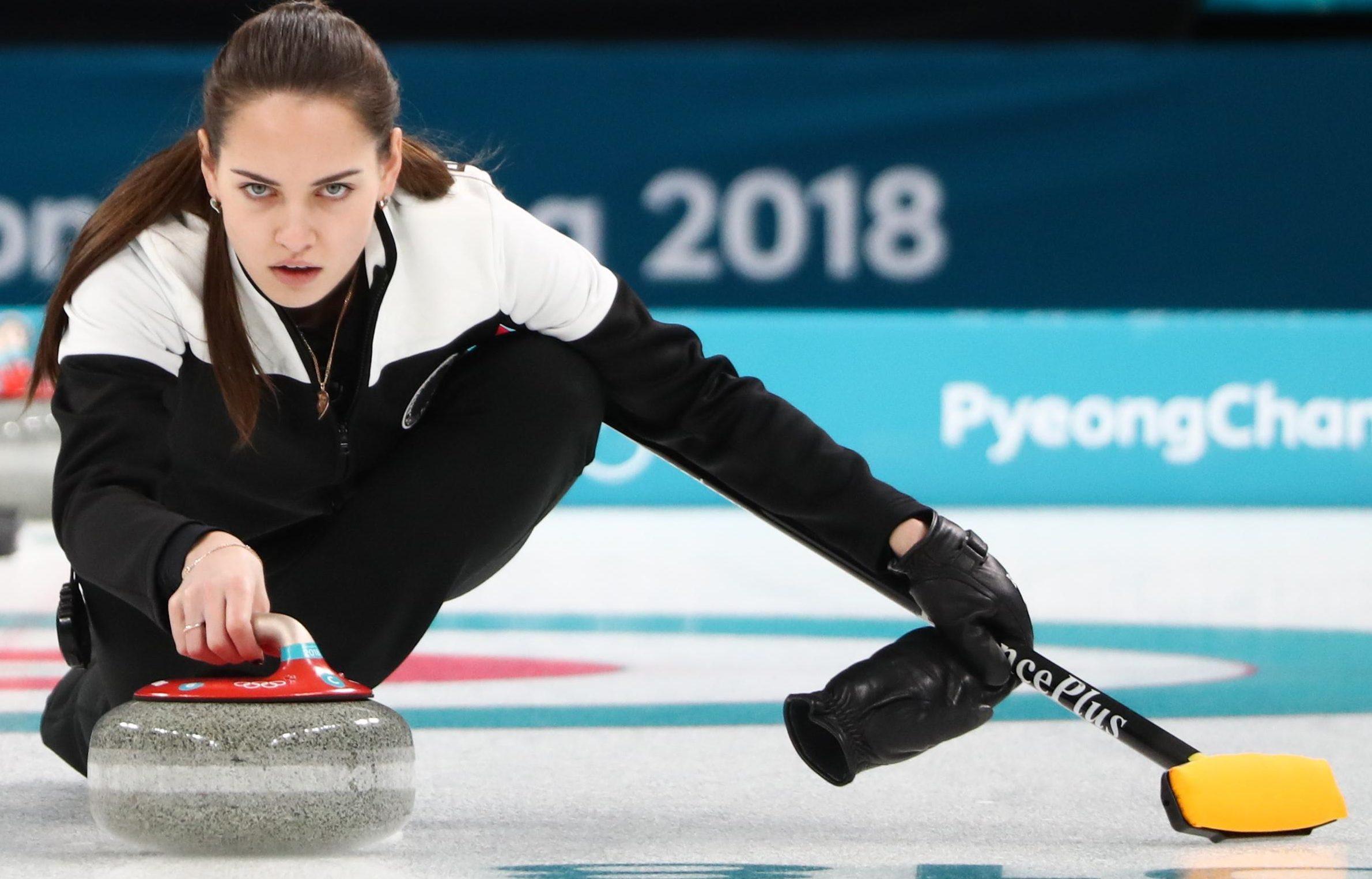 Anastasia Bryzgalova must pay the penalty for her husband's misdemeanour