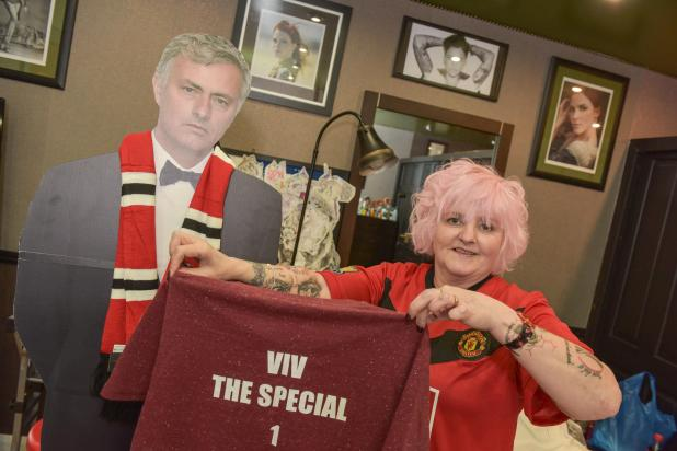 nintchdbpict000384782981 - Jose Mourinho obsessed gran has dedicated her Valentine's Day to Manchester United manager — by getting her 35th tattoo