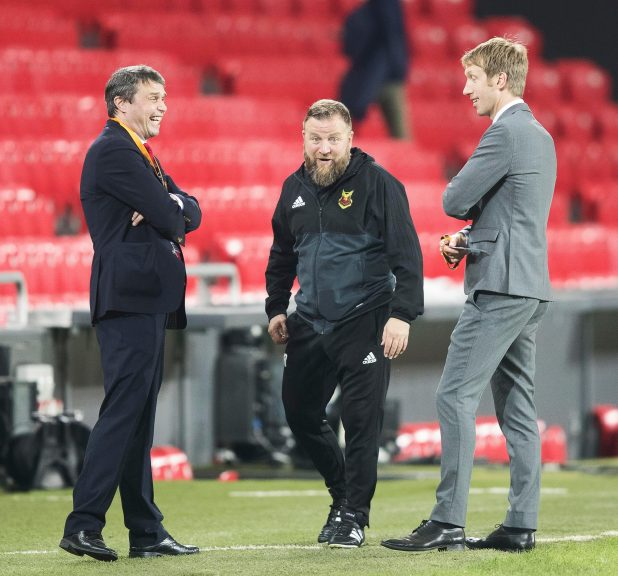 nintchdbpict0003848711781 e1518566396702 - Ostersunds chairman Daniel Kindberg insists his club WILL beat Arsenal in Europa League