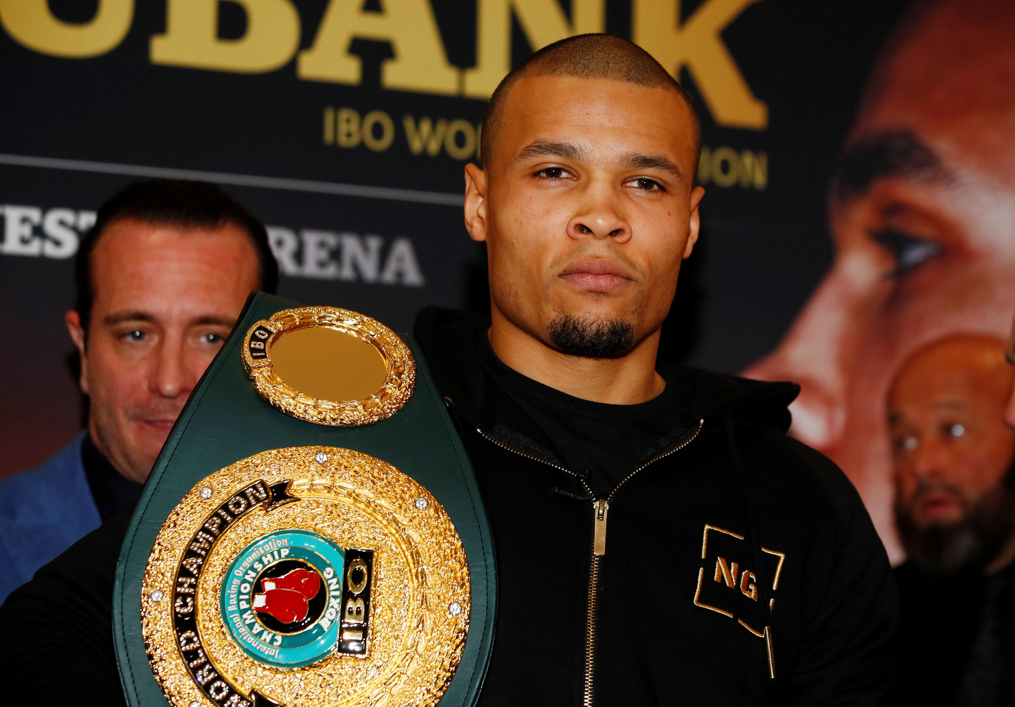 Chris Eubank Jnr can shake off the influence of his dad if he wins the world title on Saturday