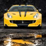 Ferrari F12tdf To Sell At Auction For 1million Three Times What It Was Worth Just Two Years Ago