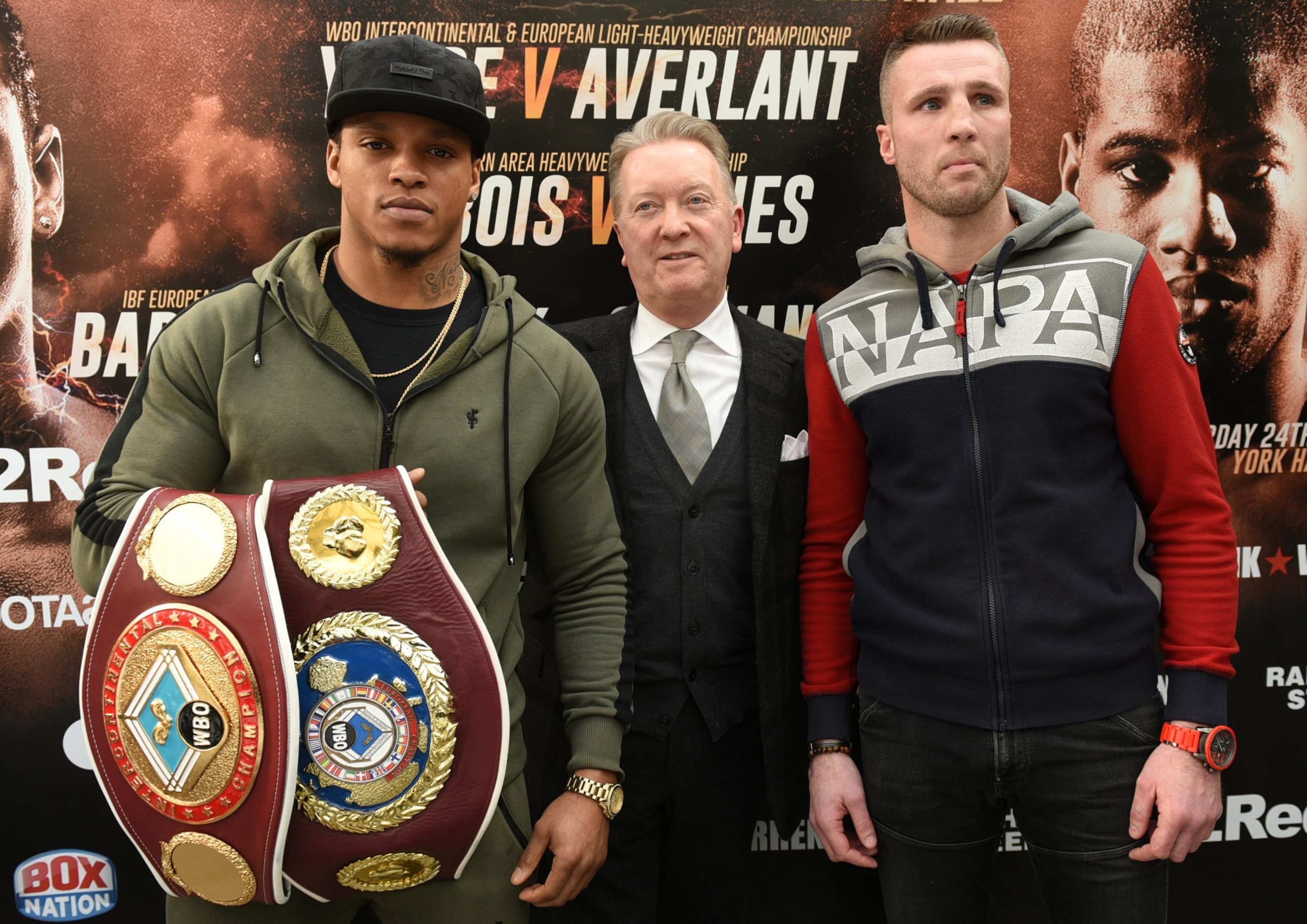 Anthony Yarde will make a European title defence against Frenchman Tony Averlant - with the latter having some problems at the pre-fight presser