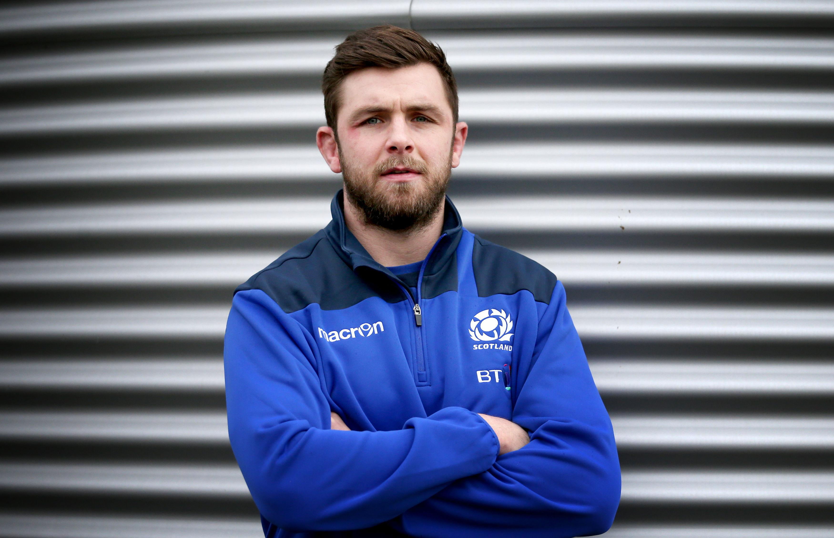 Ryan Wilson could miss the rest of the Six Nations