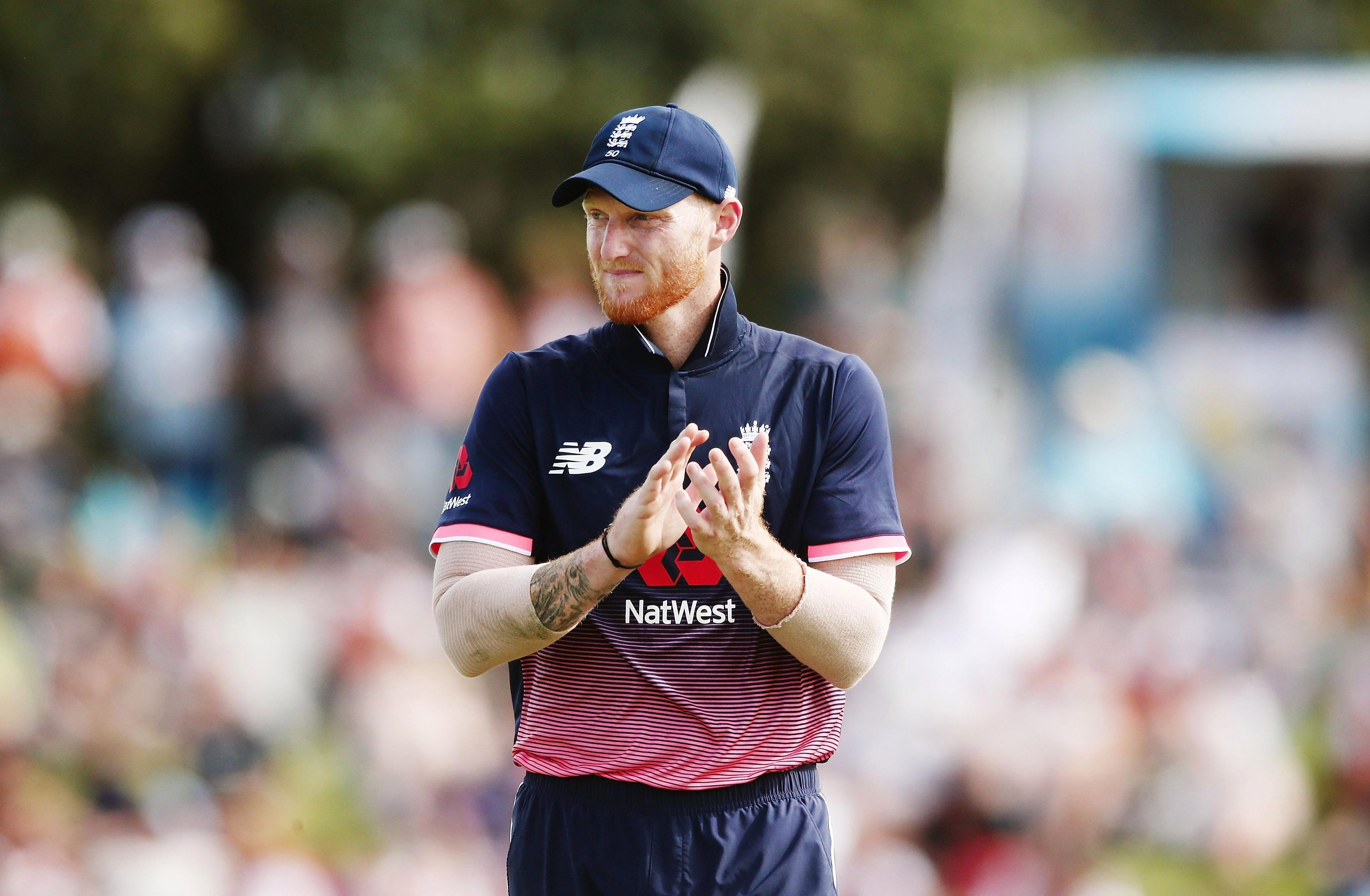 Ben Stokes hit top form as England cruised to victory