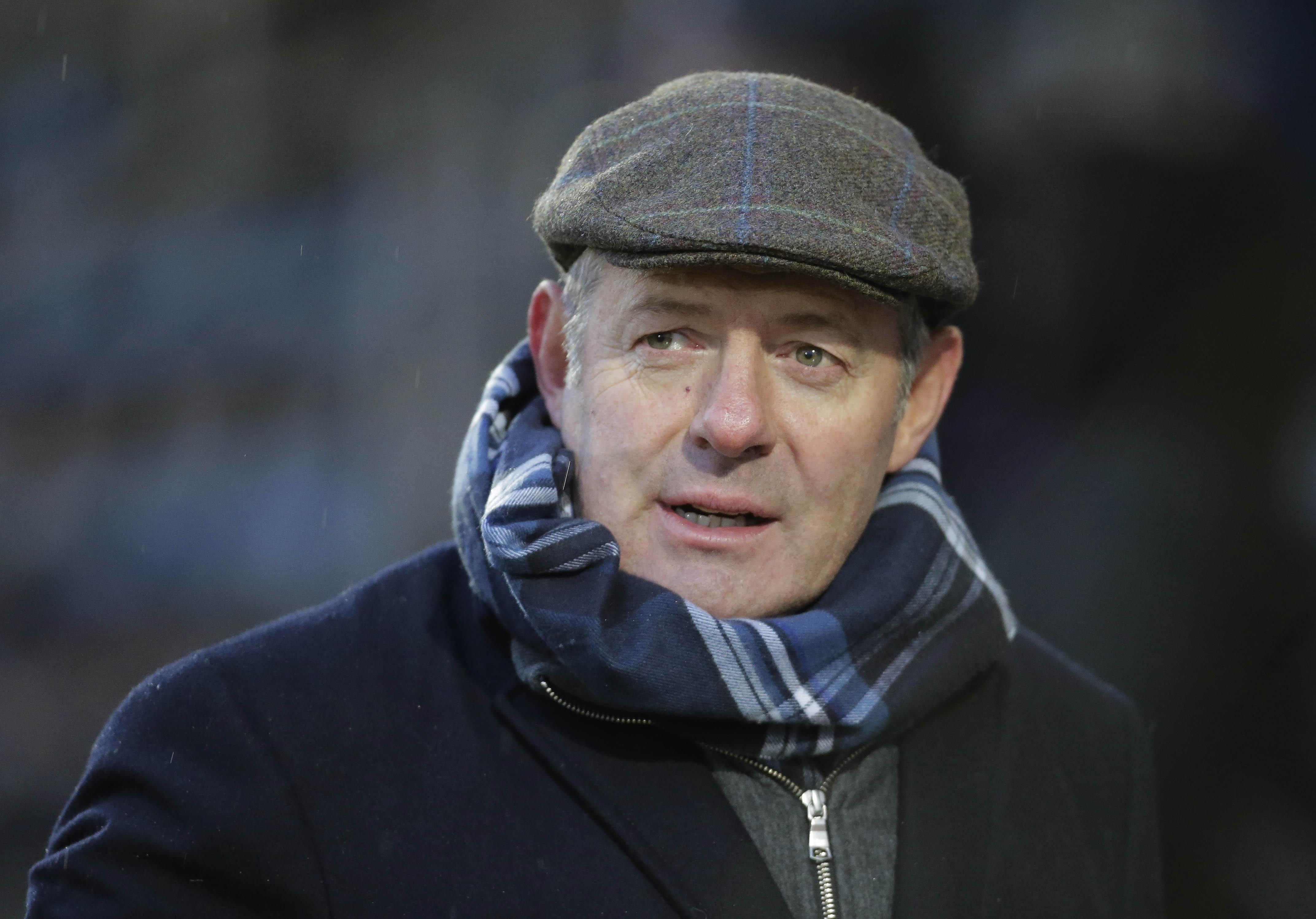 """Gavin Hastings talked about wanting to """"rub his face in the dirt"""" as England were pummelled by Scotland in the Six Nations"""
