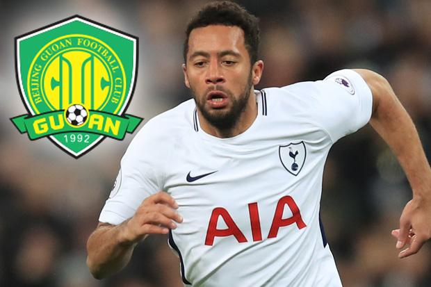 Image result for Moussa Dembele China