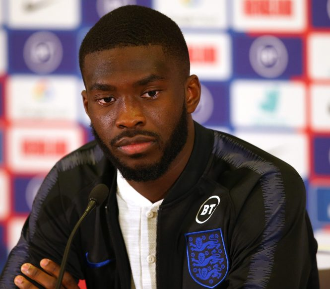 Fikayo Tomori revealed he was studying for a business management degree
