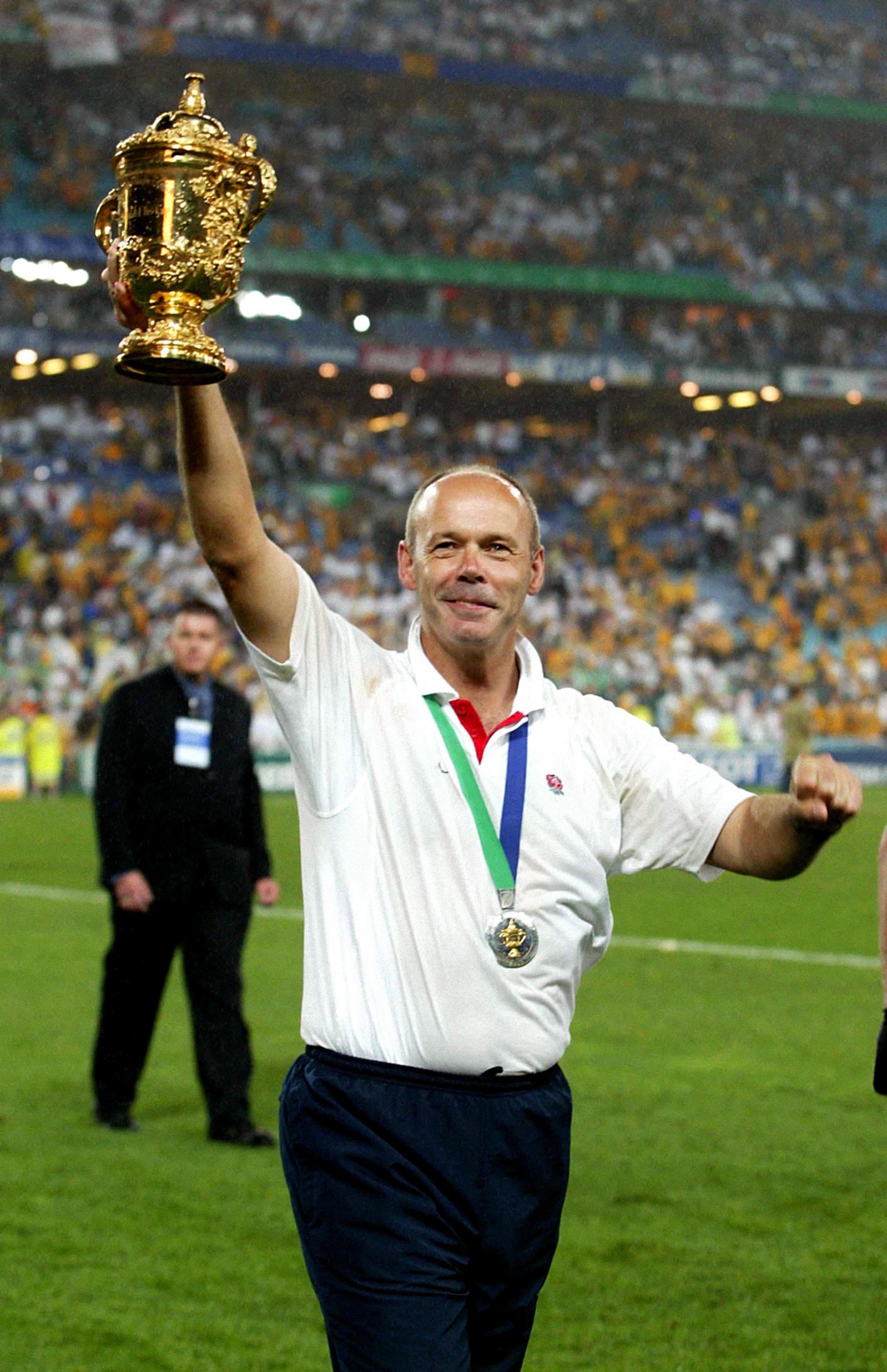 2003 Rugby World Cup winning coach Sir Clive Woodward has been critical of Eddie Jones