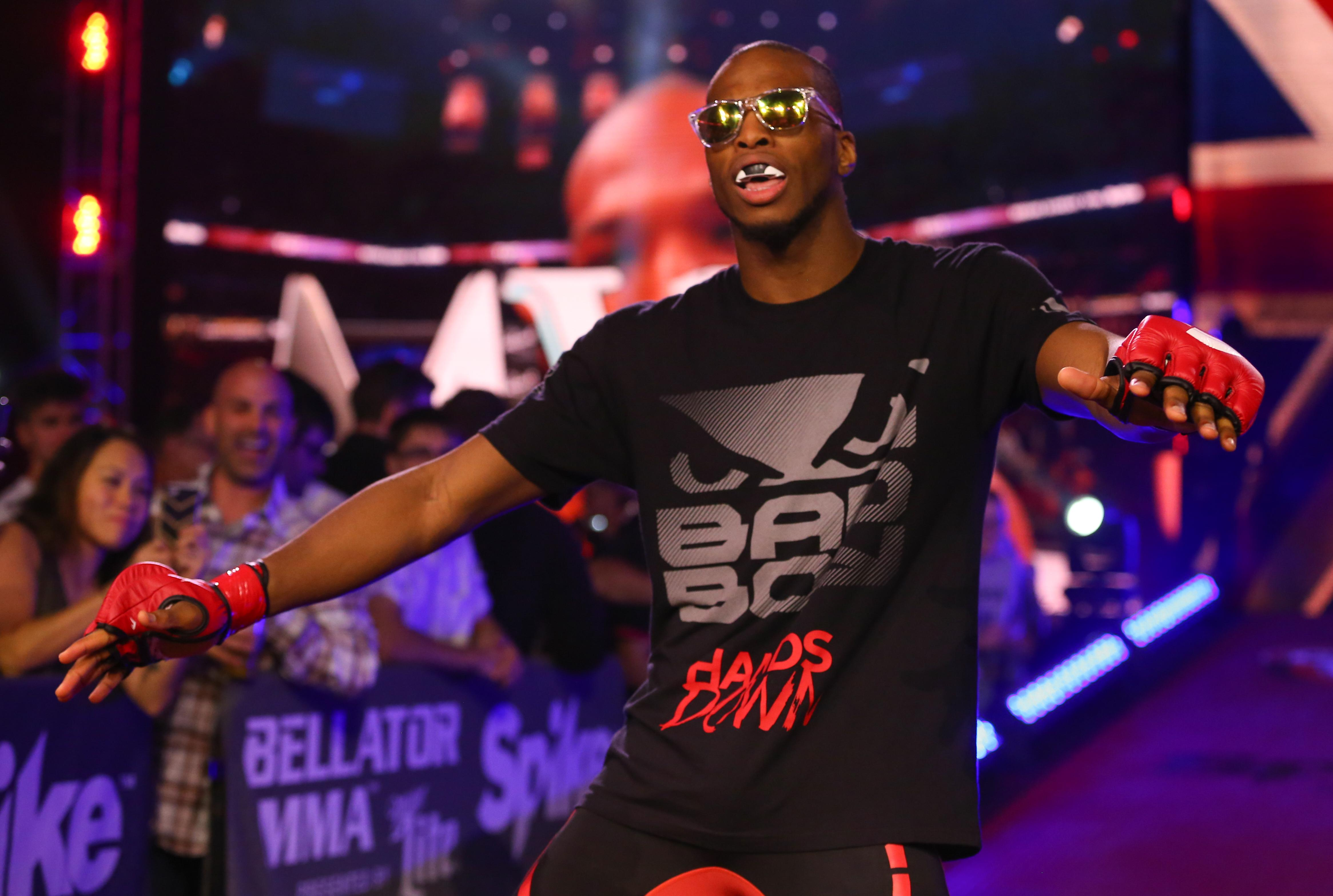 Michael 'Venom' Page is juggling an MMA and boxing career with ease