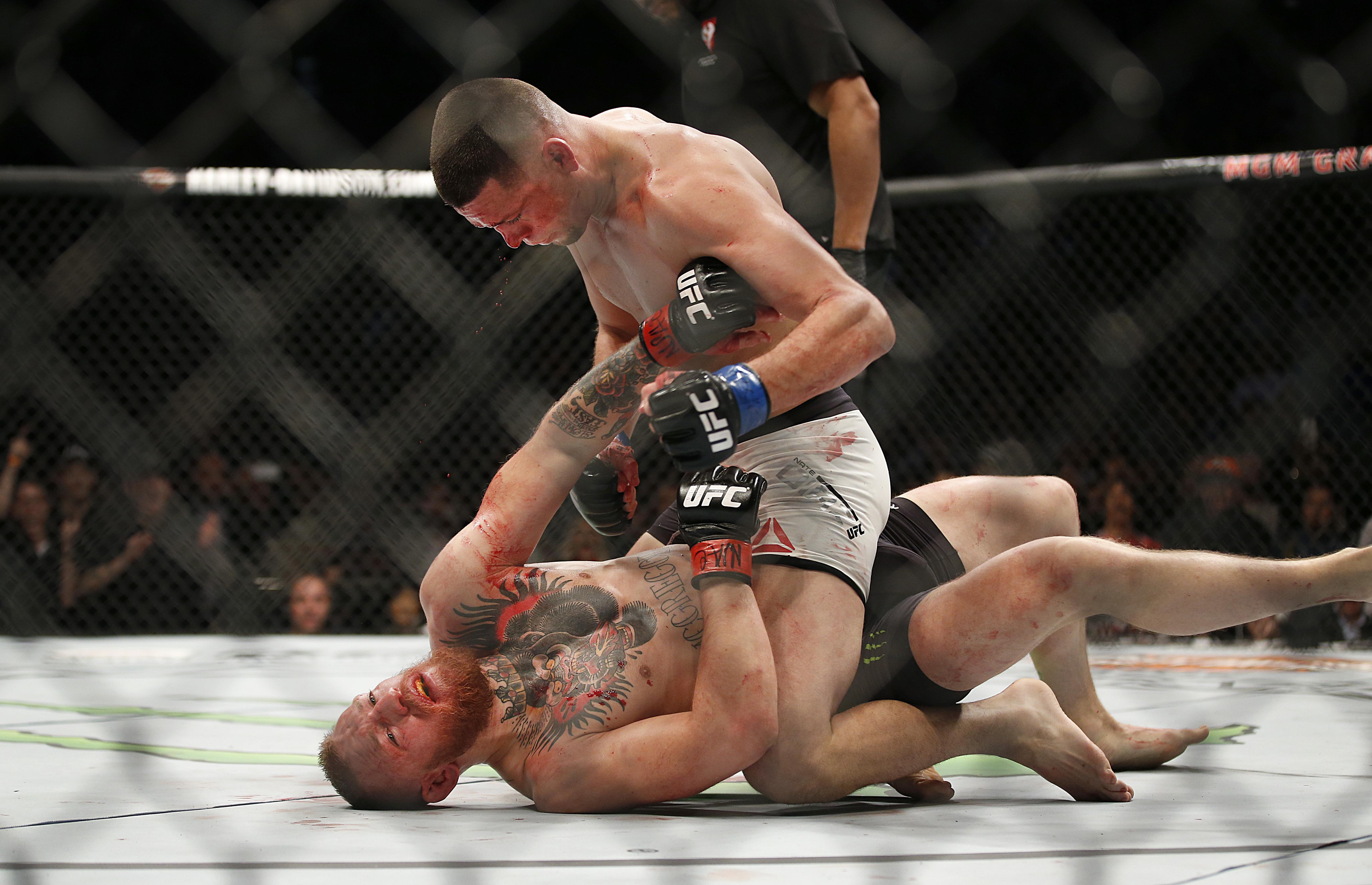 Dubliner McGregor admitted he struggled for fitness in the loss