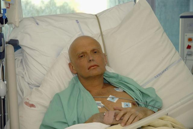 Lugovoy was accused by Britain of putting polonium in Litvinenko's tea