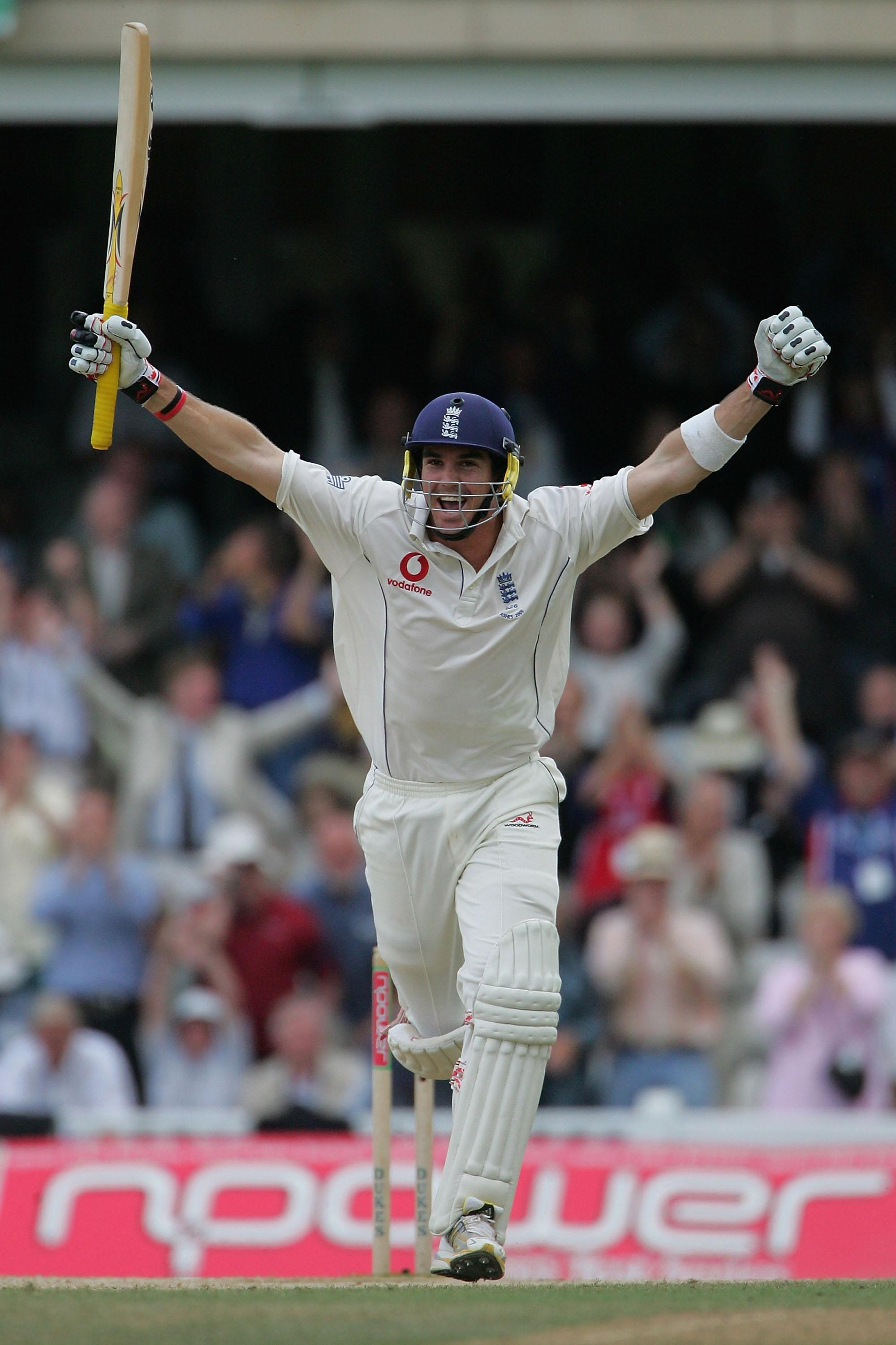 Kevin Pietersen was one of England's most exciting, dynamic batsmen