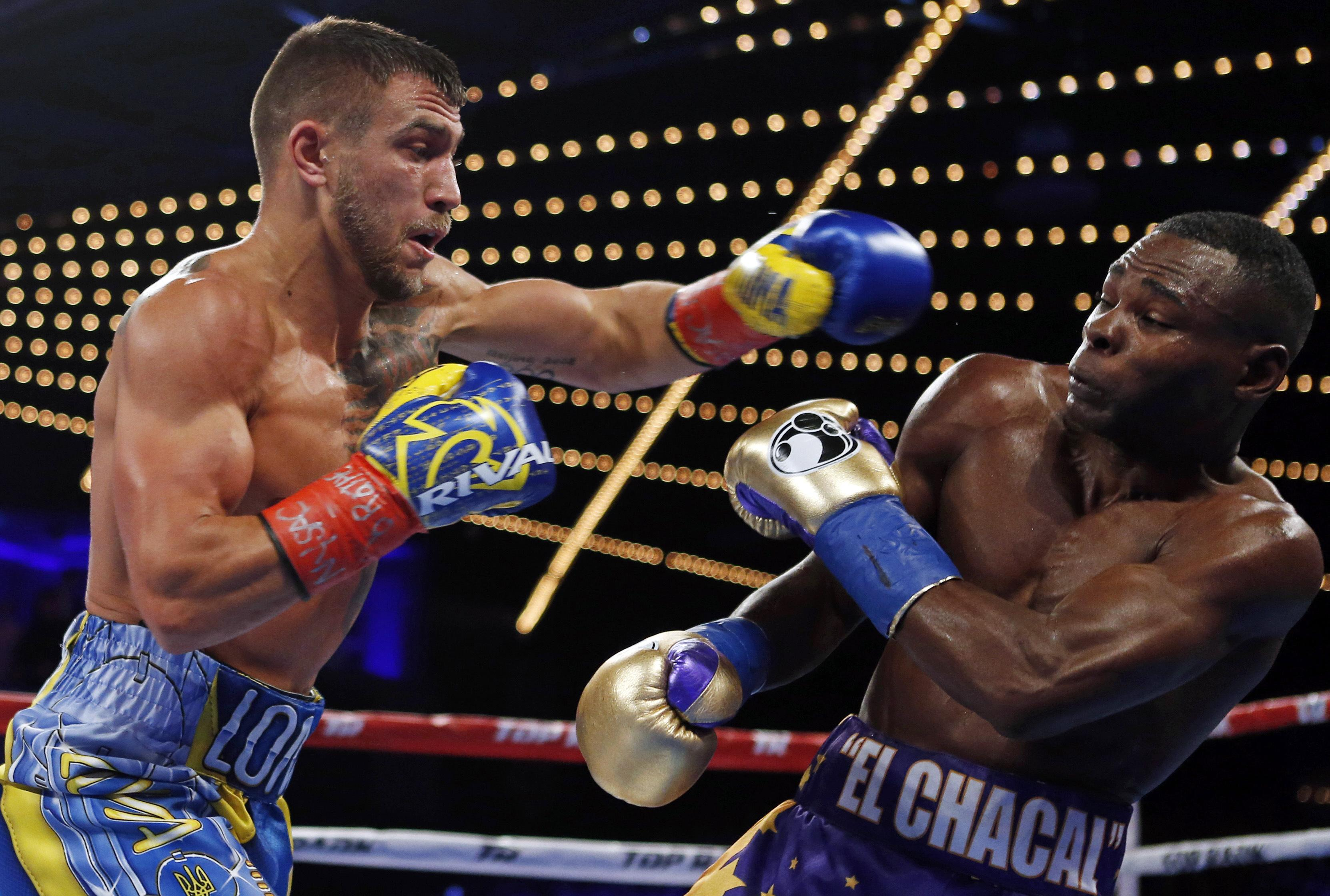 Vasyl Lomachenko sealed his place among the pound for pound greats with his win over Guillermo Rigondeaux in December