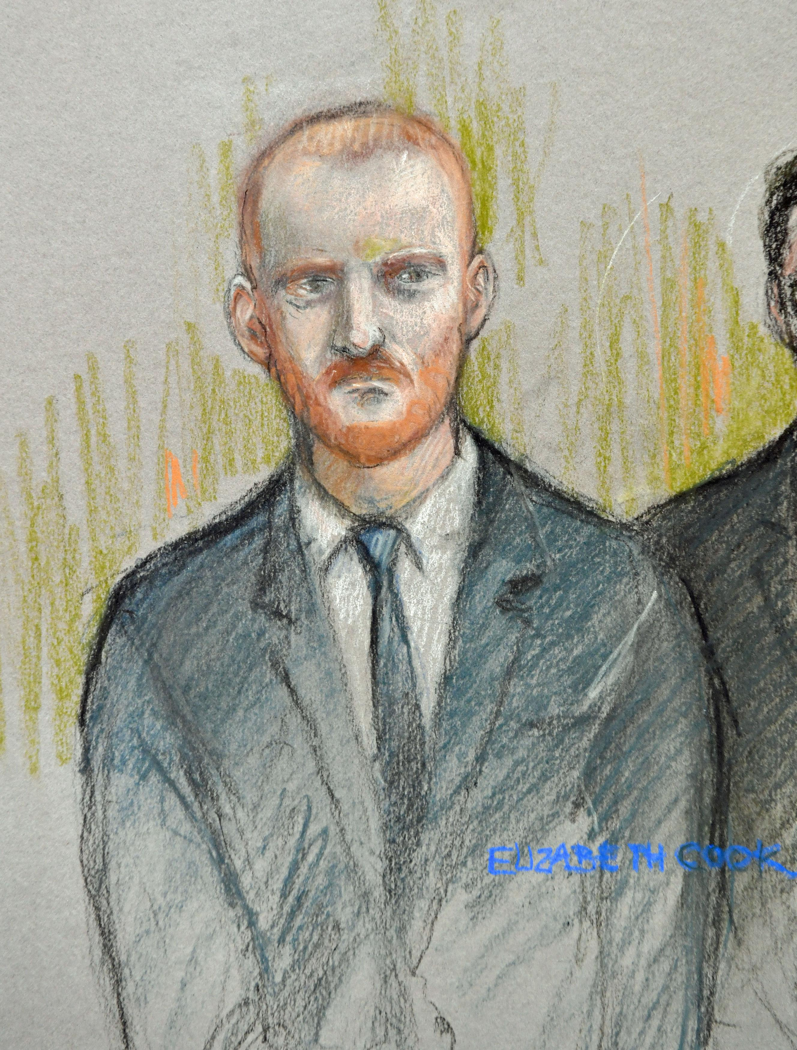 Ben Stokes appeared in court via video link from New Zealand