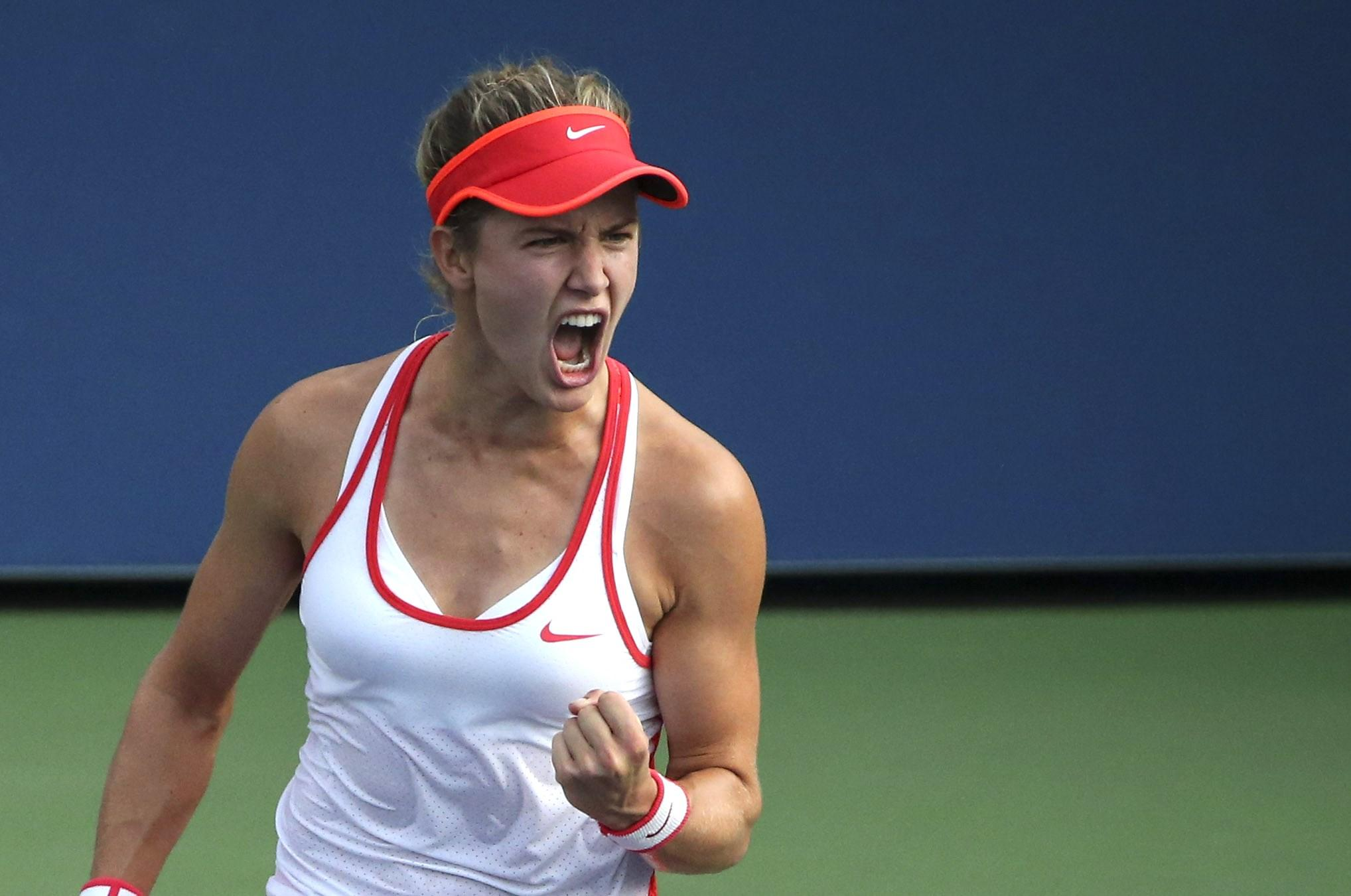 Bouchard plans to play in the Grand Slams this summer including the French Open and Wimbledon