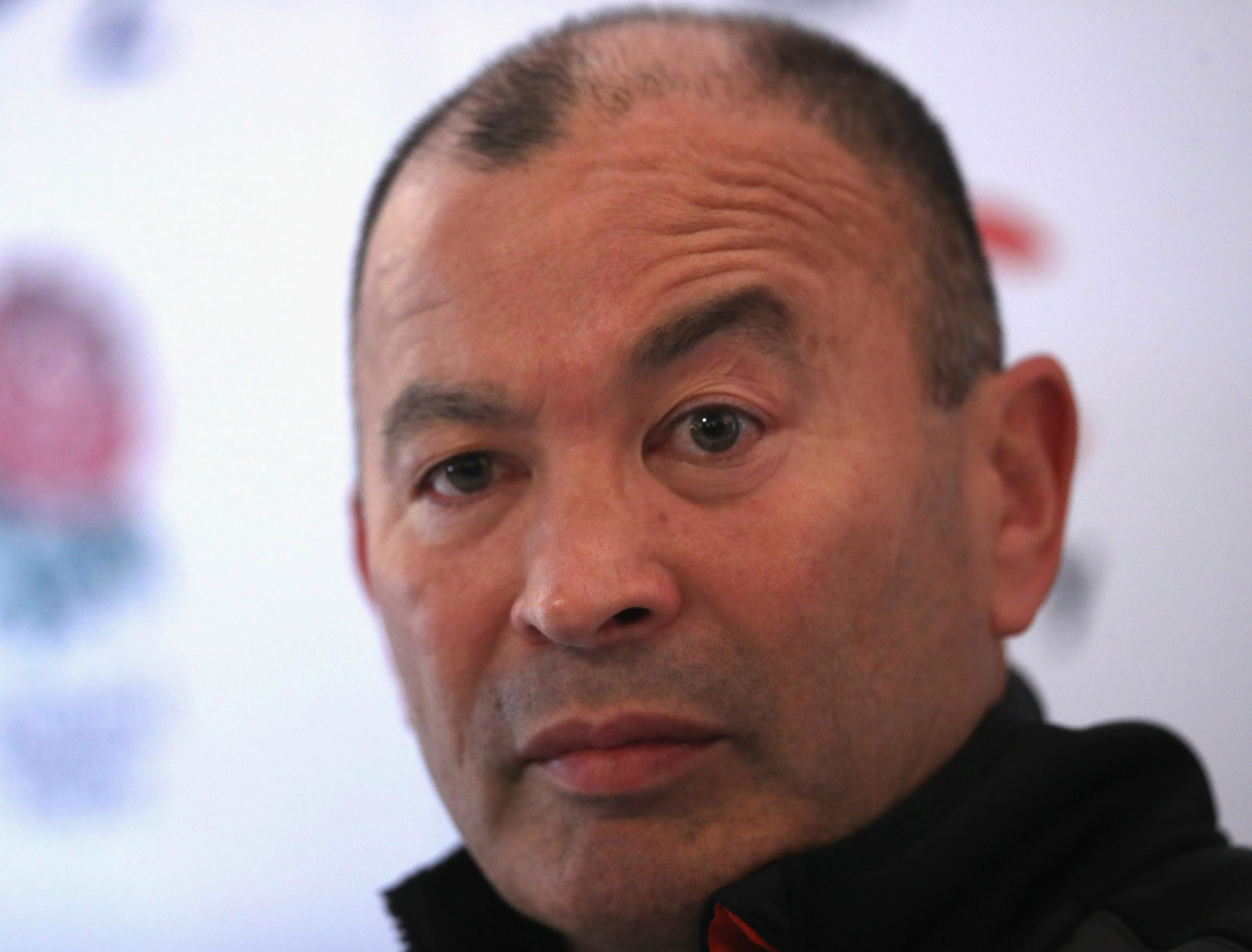 Eddie Jones faced abuse over his appearance