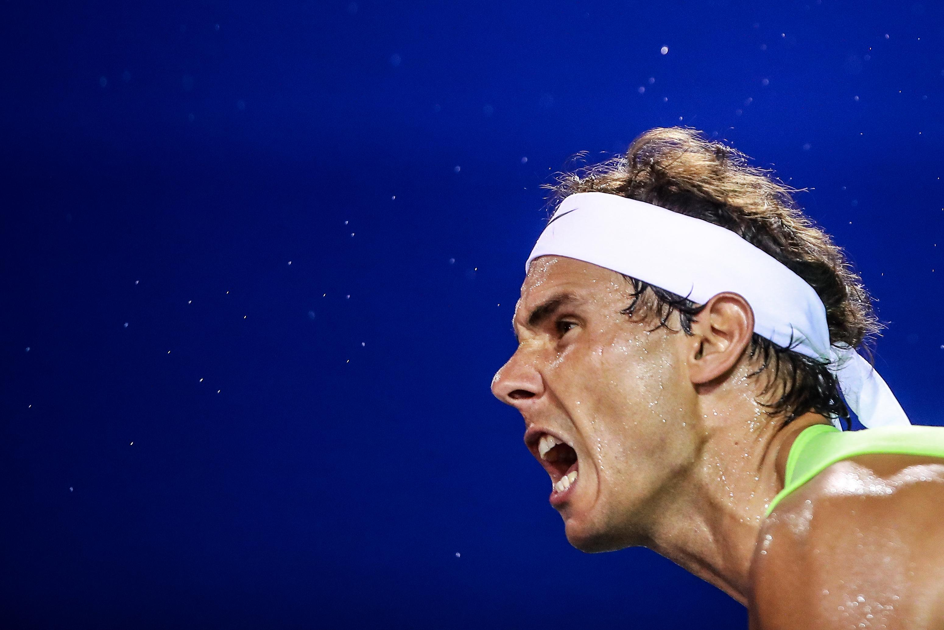 Rafa Nadal has been in pain since 2005 and trying to tackle his aches with painkillers