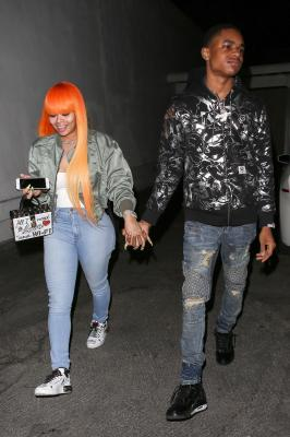 BLAC Chyna confirms dating 18-year-old rapper YBN Almighty Jay