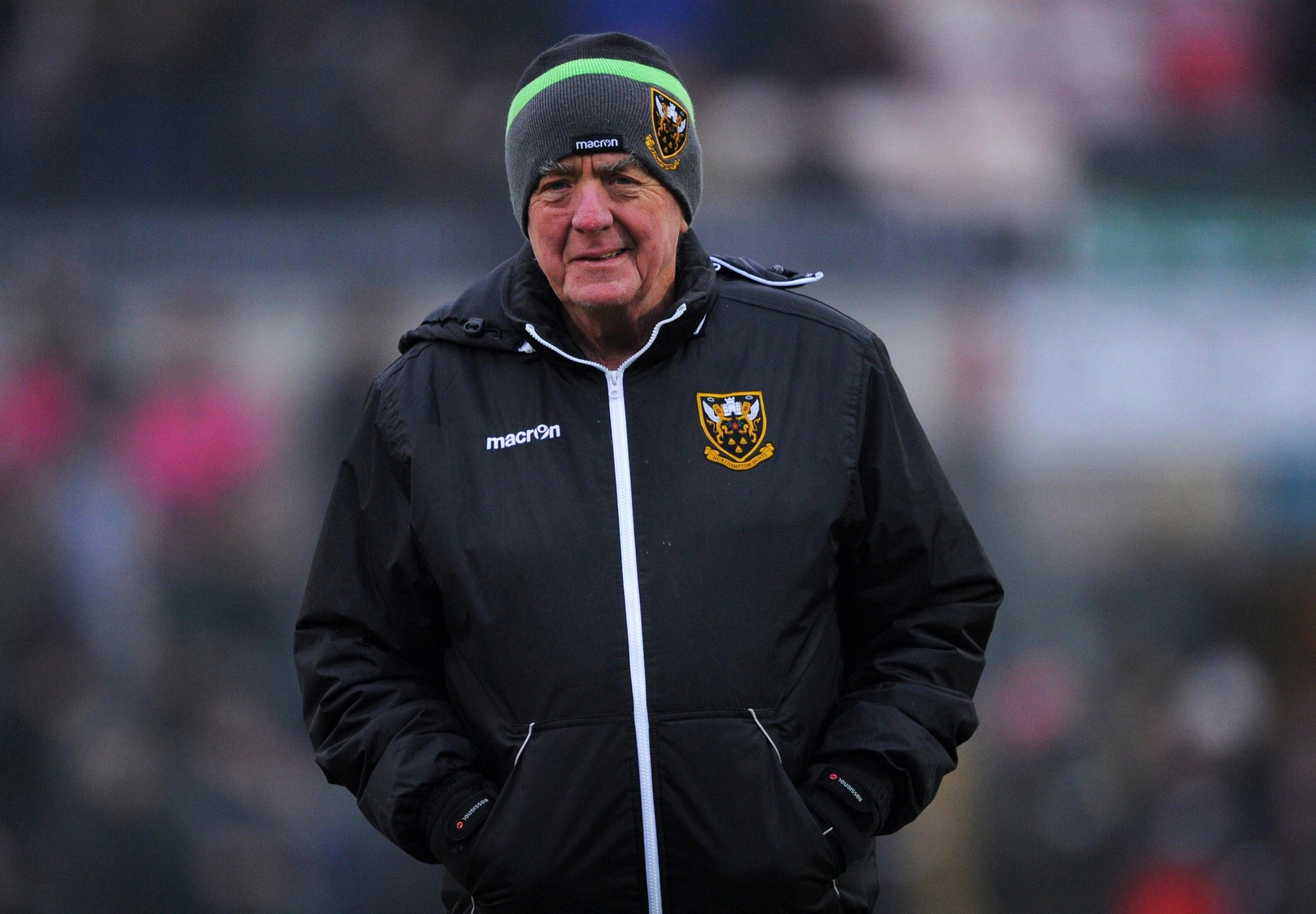 Northampton coach Alan Gaffney criticised North for not attending training ahead of his sides defeat to Sale
