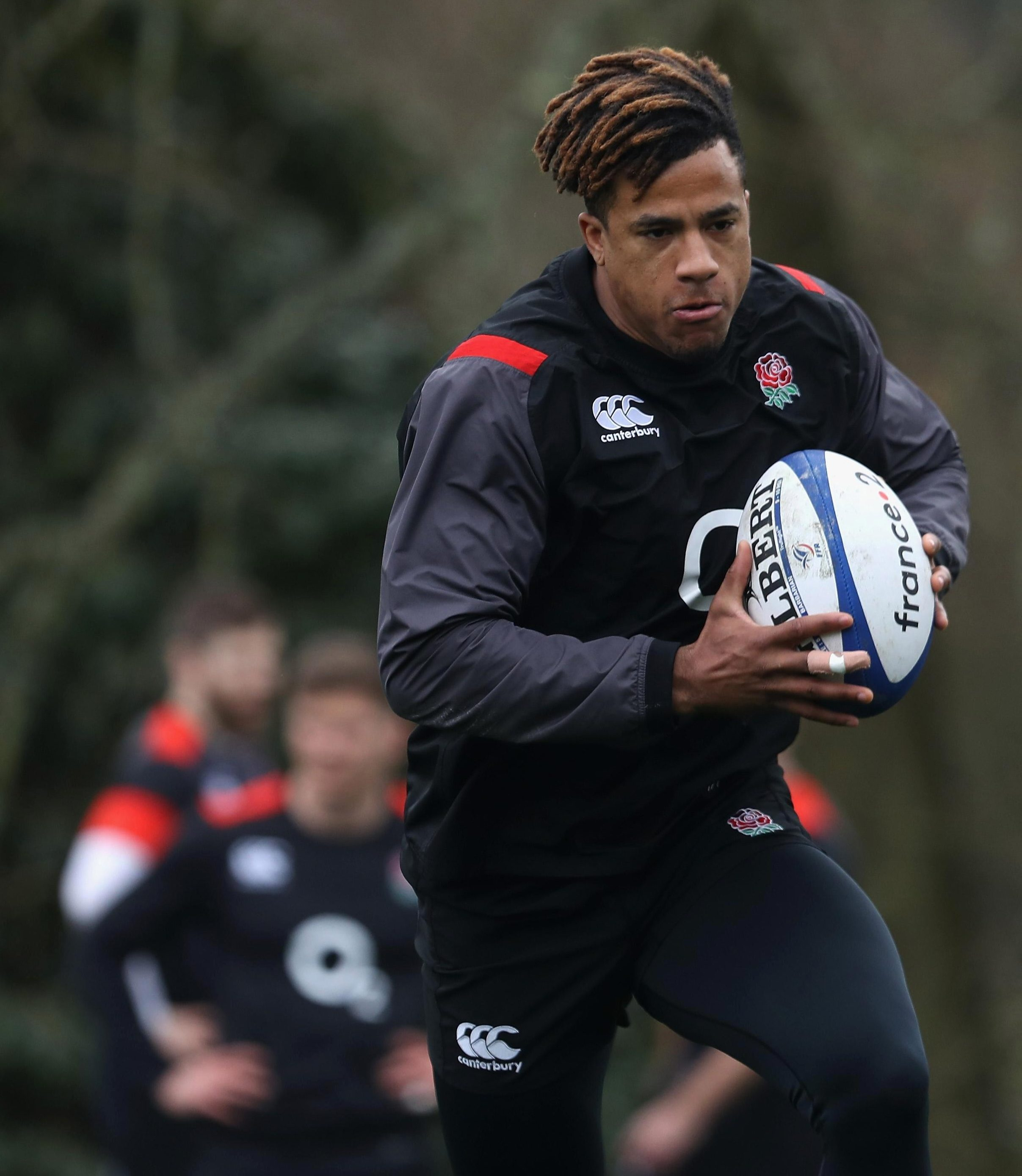 Anthony Watson & Co will have to get up to speed if England are to bounce back