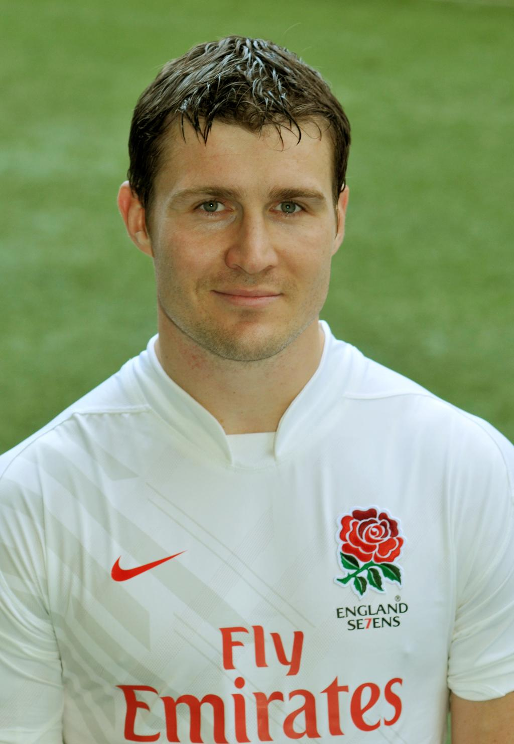 Simon Hunt played rugby for England