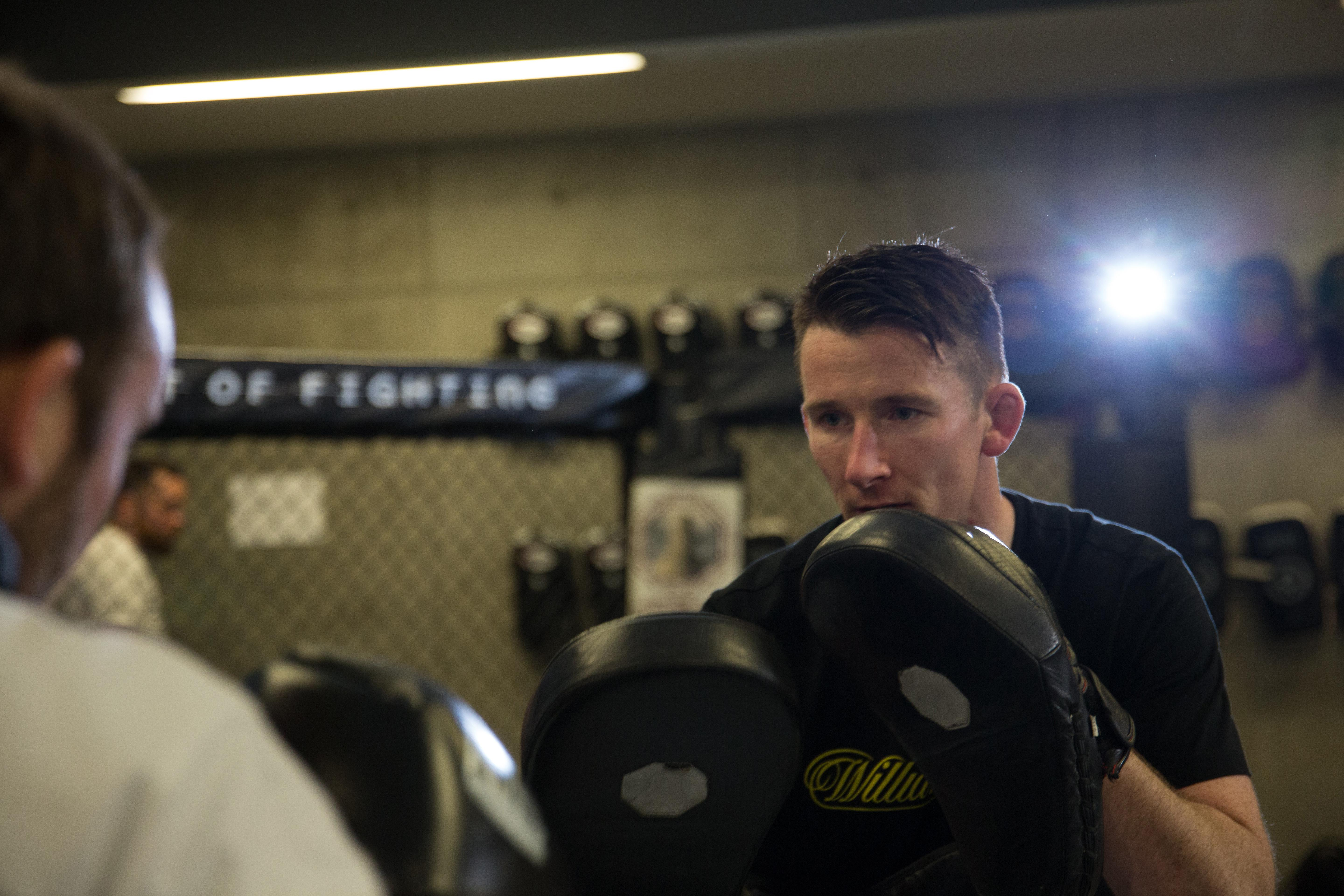 Owen Roddy insists that 'timing beats speed and precision beats power'