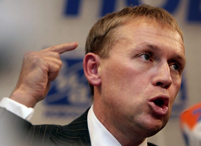 Andrey Lugovoy, widely accused of murdering dissident Litvinenko with polonium, was jailed for attempting to spring Glushkov from prison