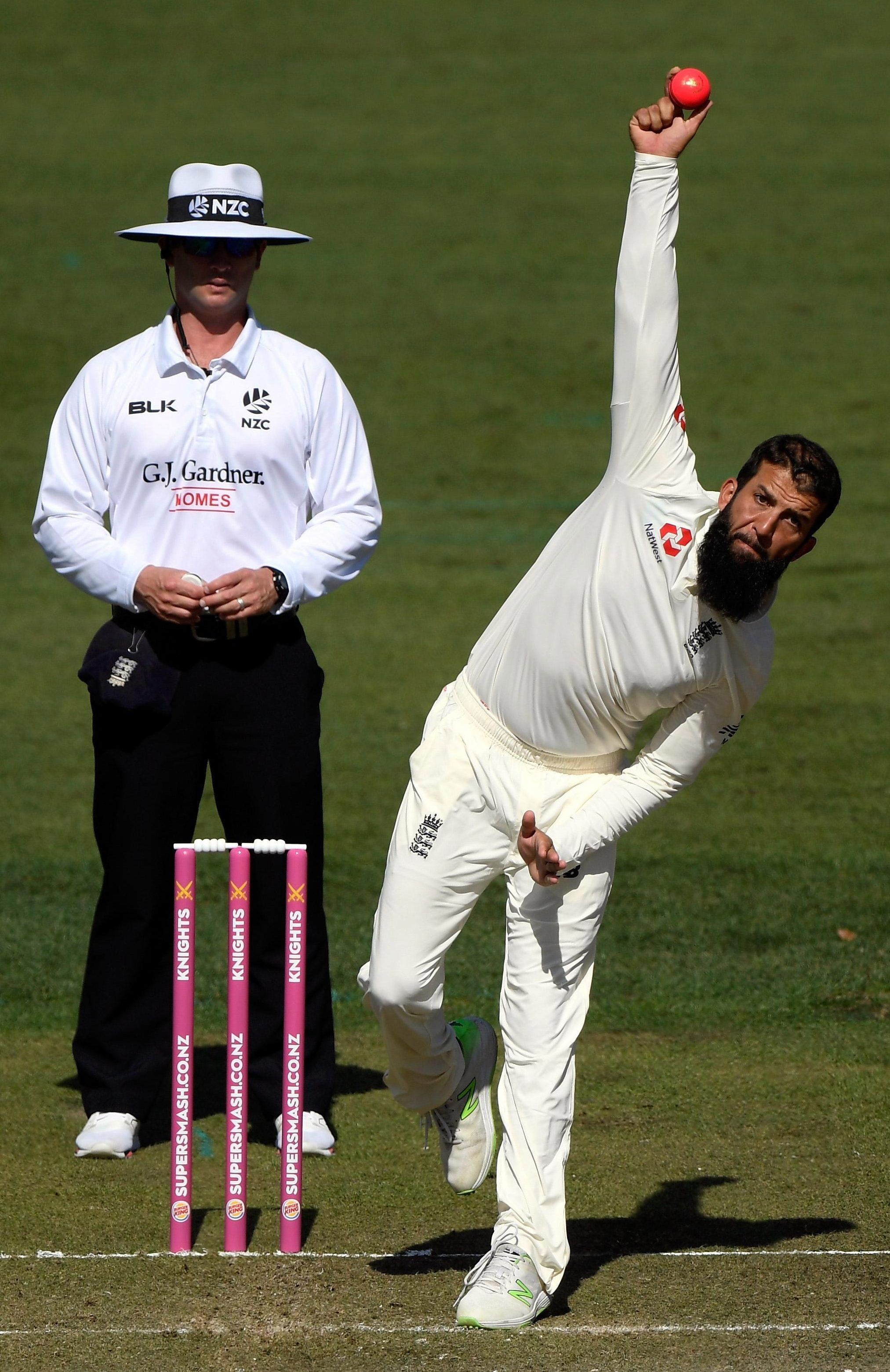 Moeen Ali is ready for the two-Test series against New Zealand