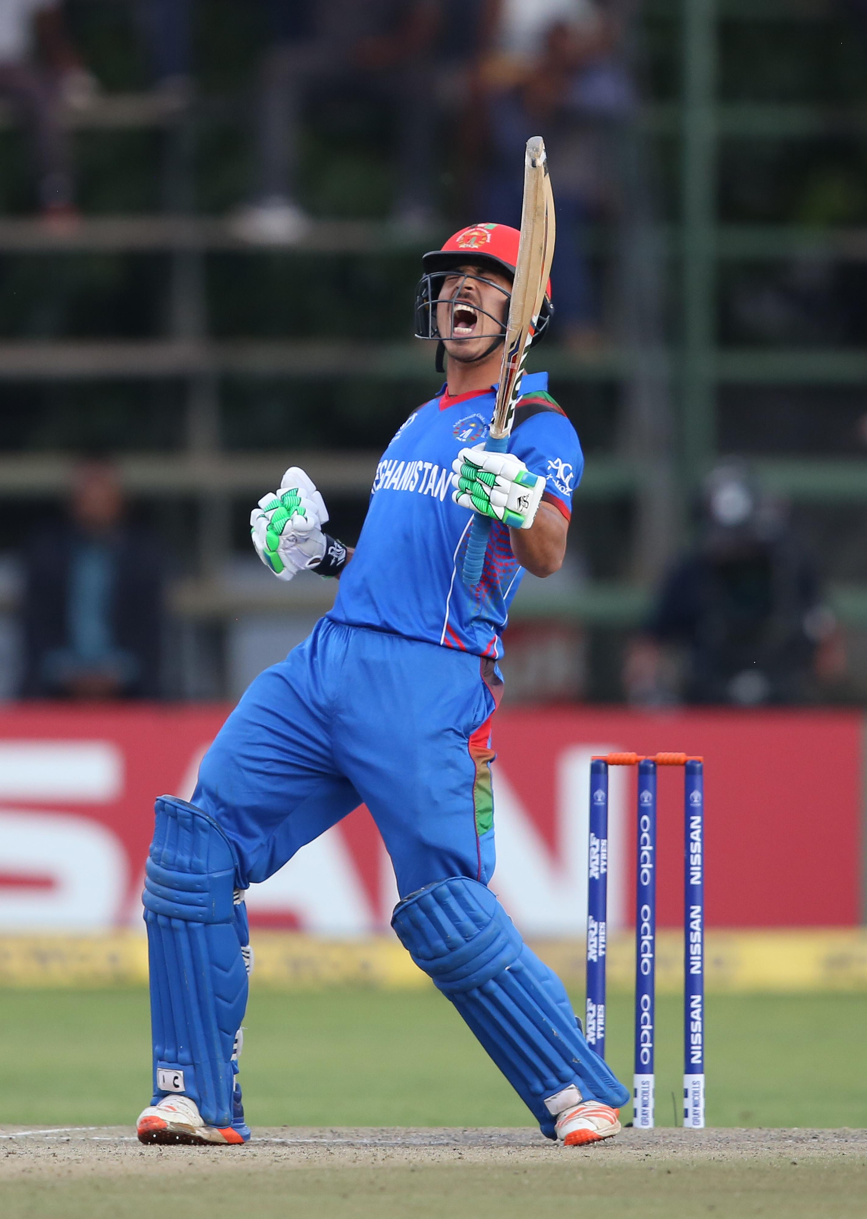 Afghanistan chased down Ireland's 209 in the final over of a thrilling match