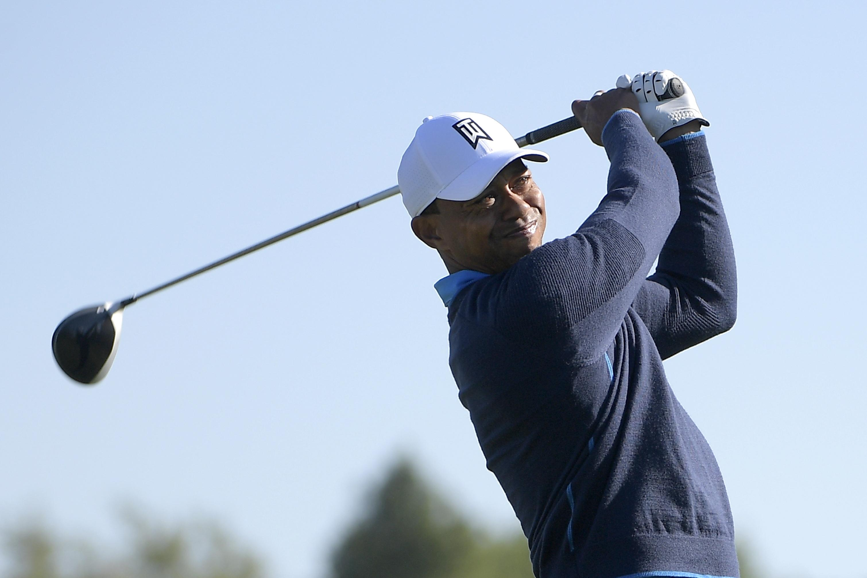 Tiger Woods is playing his best golf for years after his injury woes